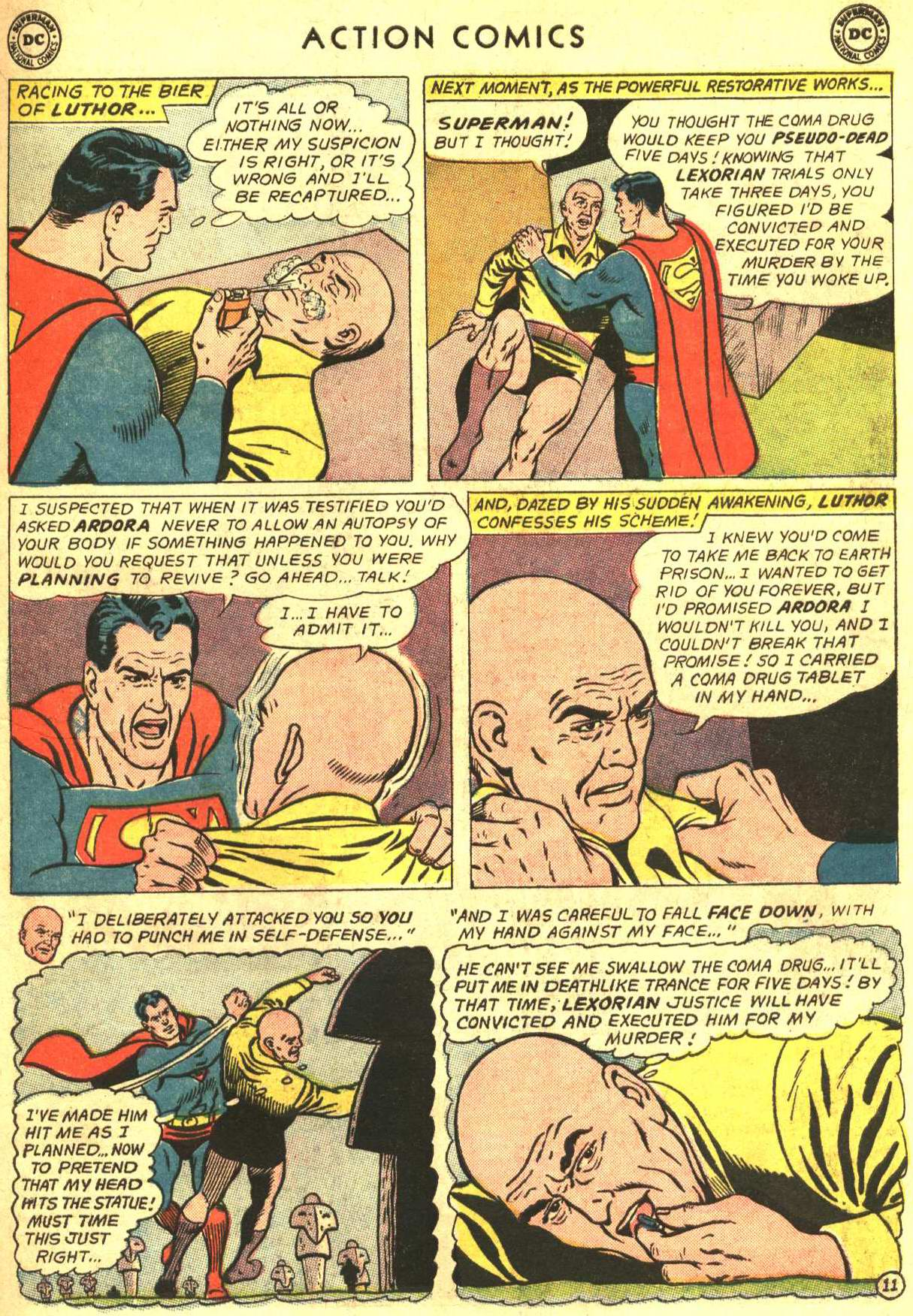 Read online Action Comics (1938) comic -  Issue #319 - 15