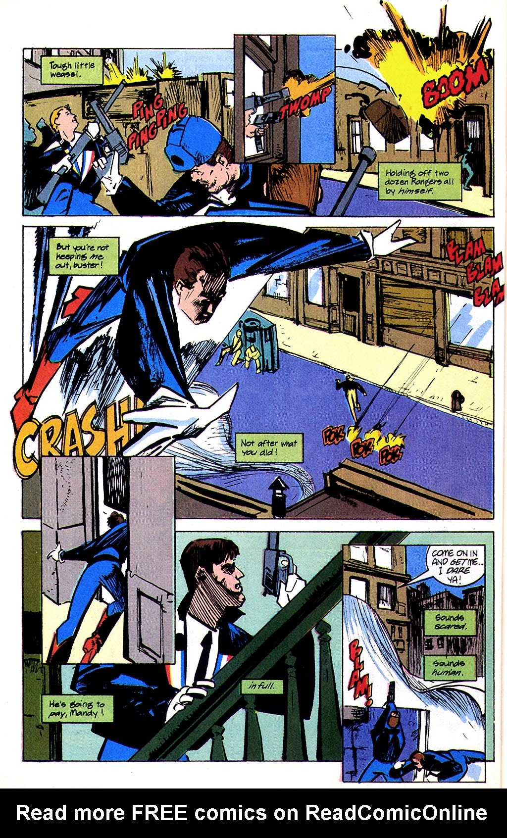 Read online American Flagg! comic -  Issue #45 - 20