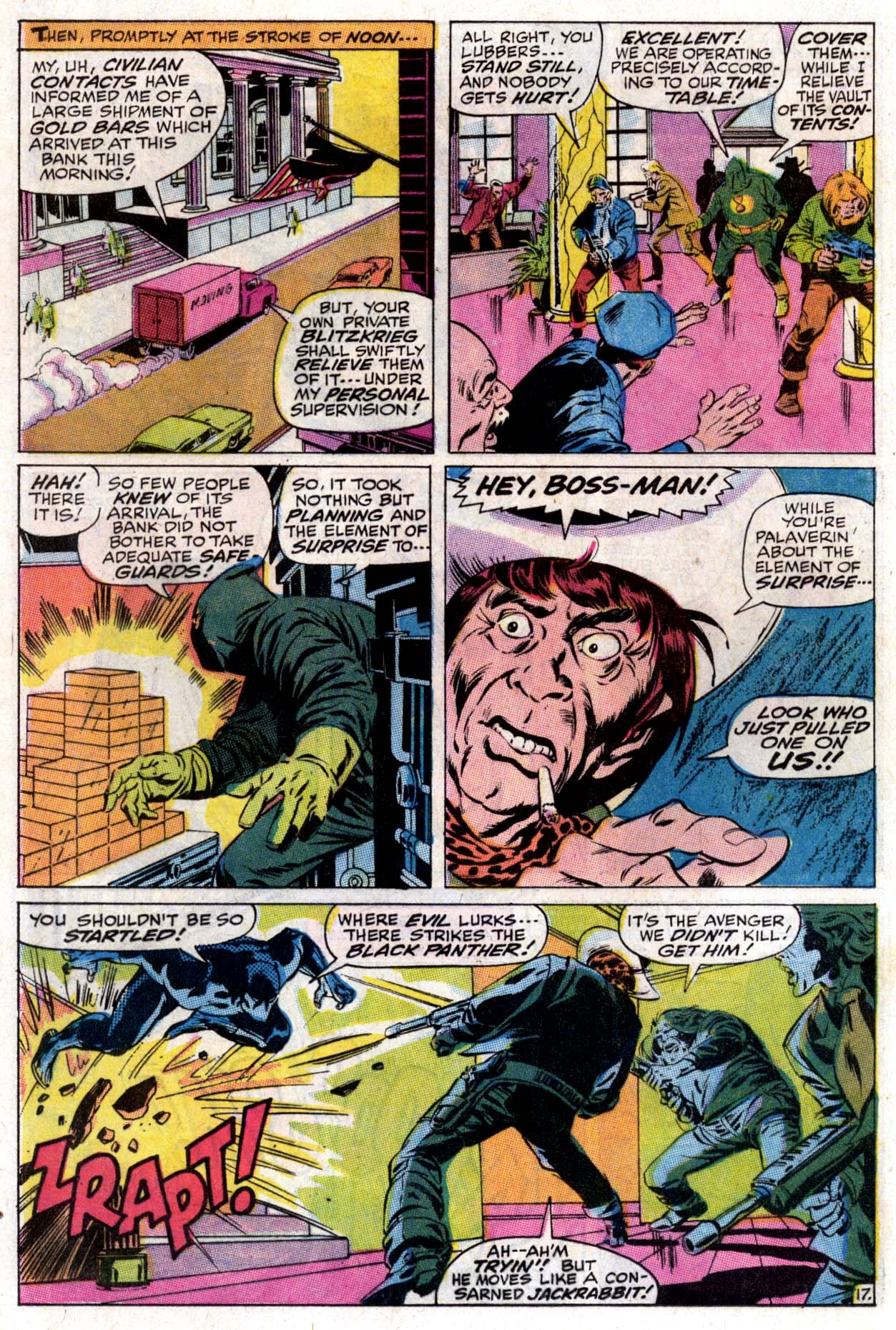 The Avengers (1963) 77 Page 16