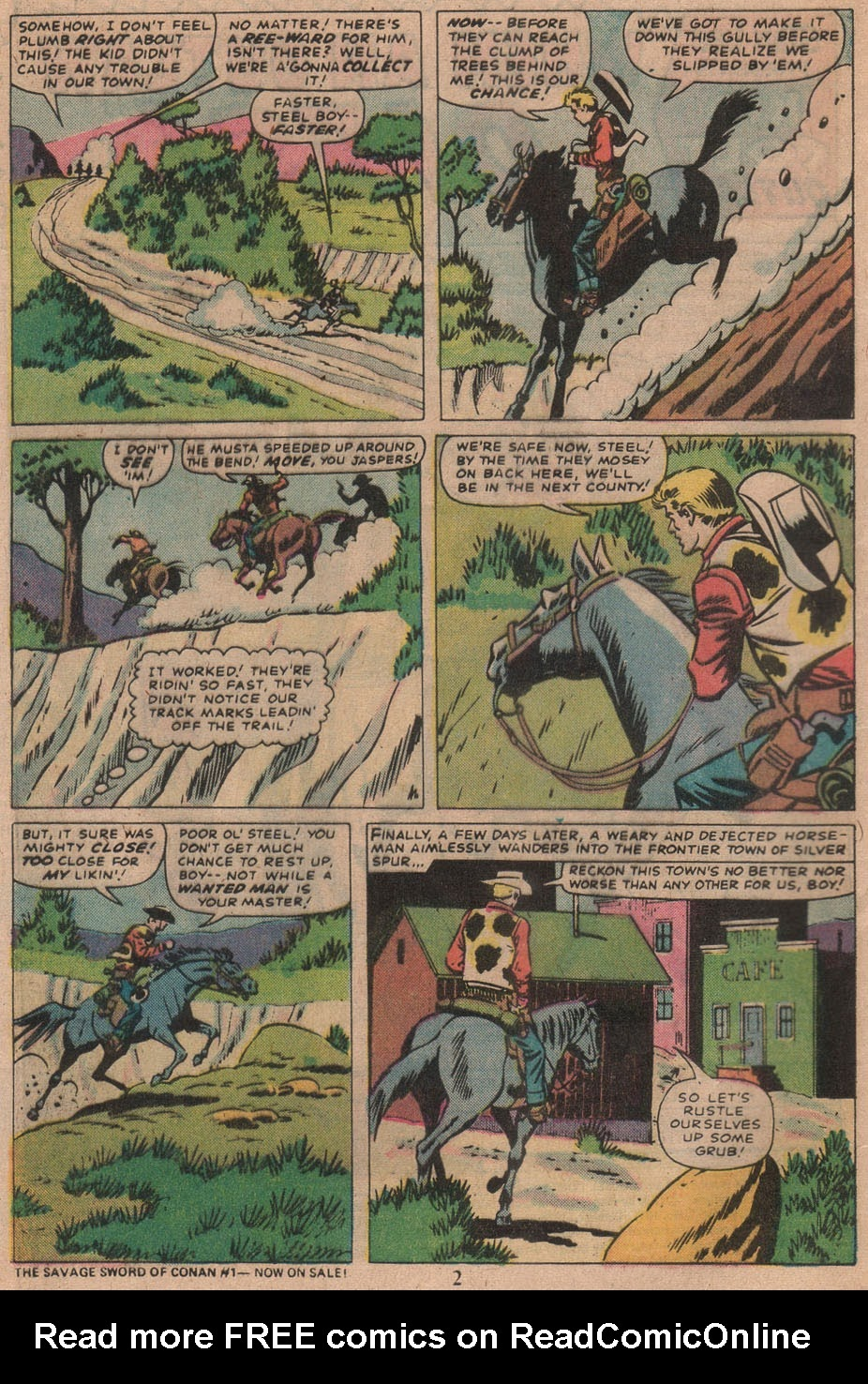 Kid Colt Outlaw issue 187 - Page 4