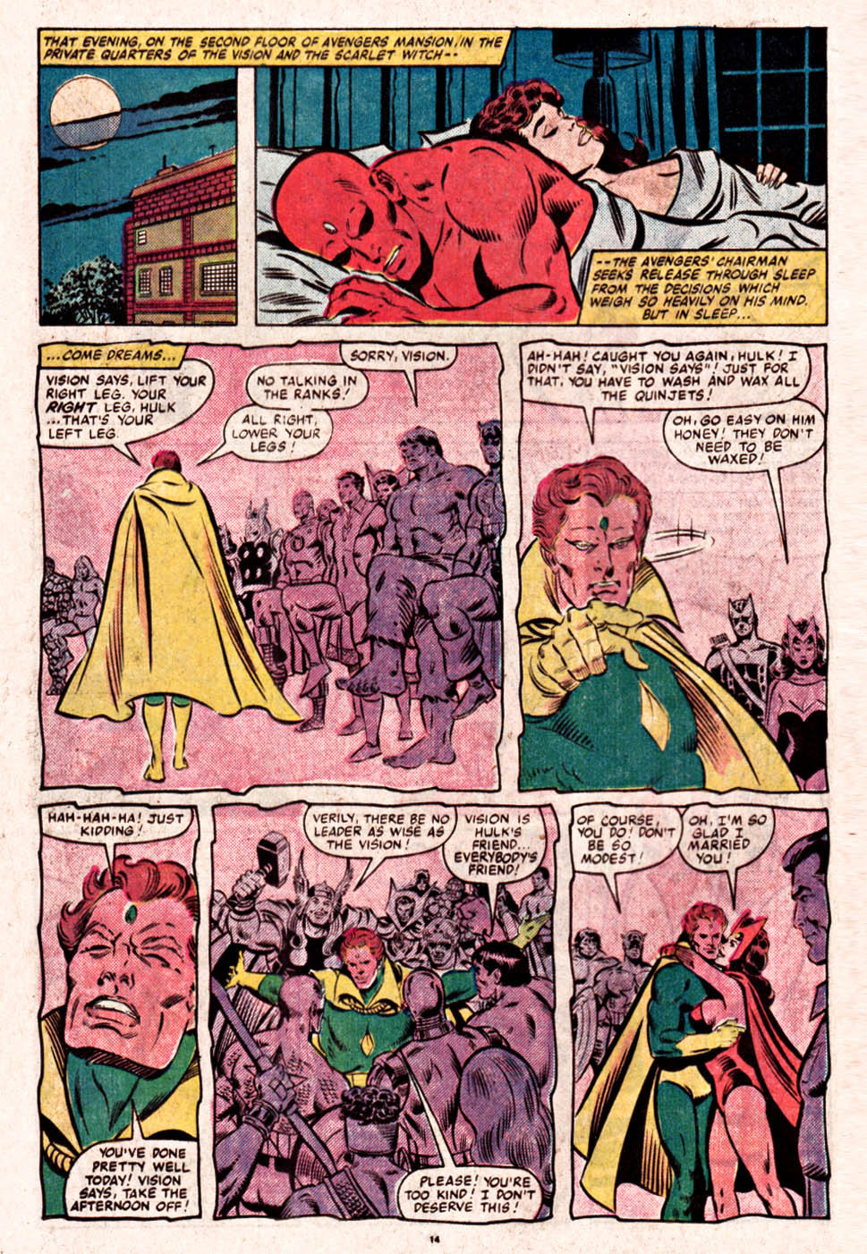 The Avengers (1963) 251 Page 14