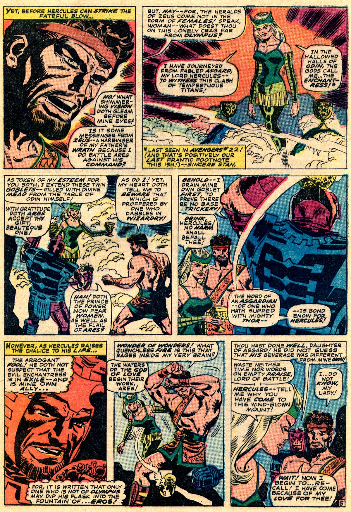 The Avengers (1963) 38 Page 8