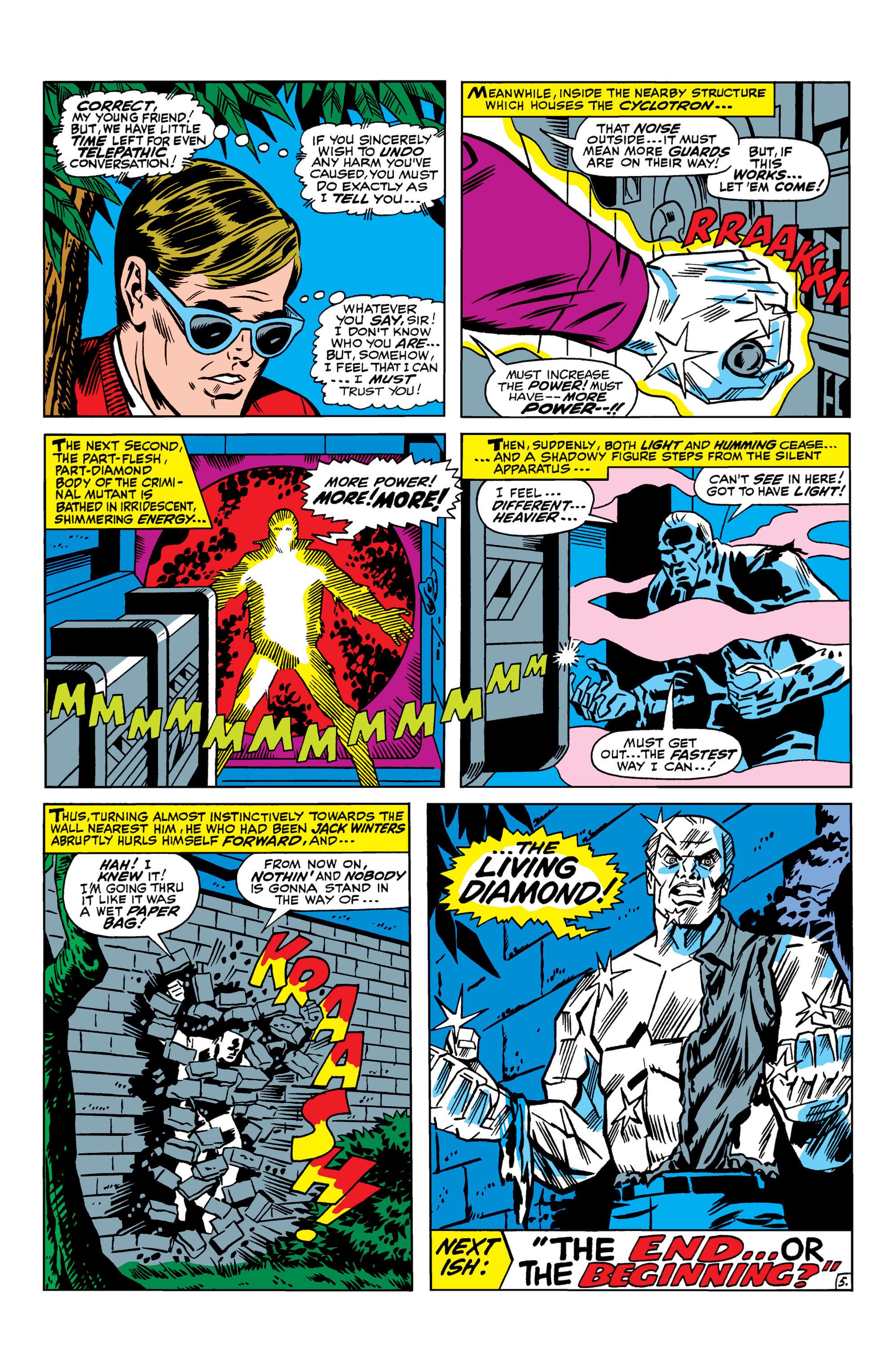 Read online Uncanny X-Men (1963) comic -  Issue #41 - 21
