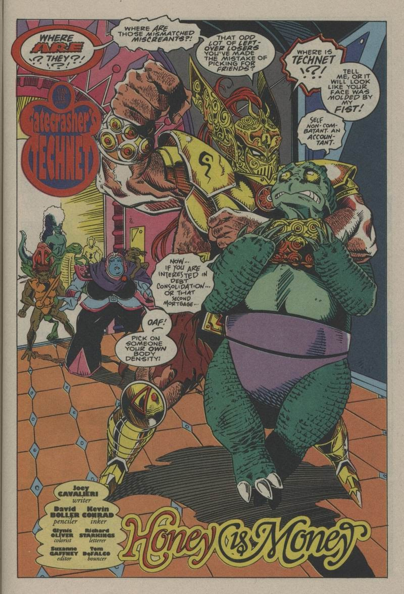 Excalibur (1988) issue Annual 1 - Page 43
