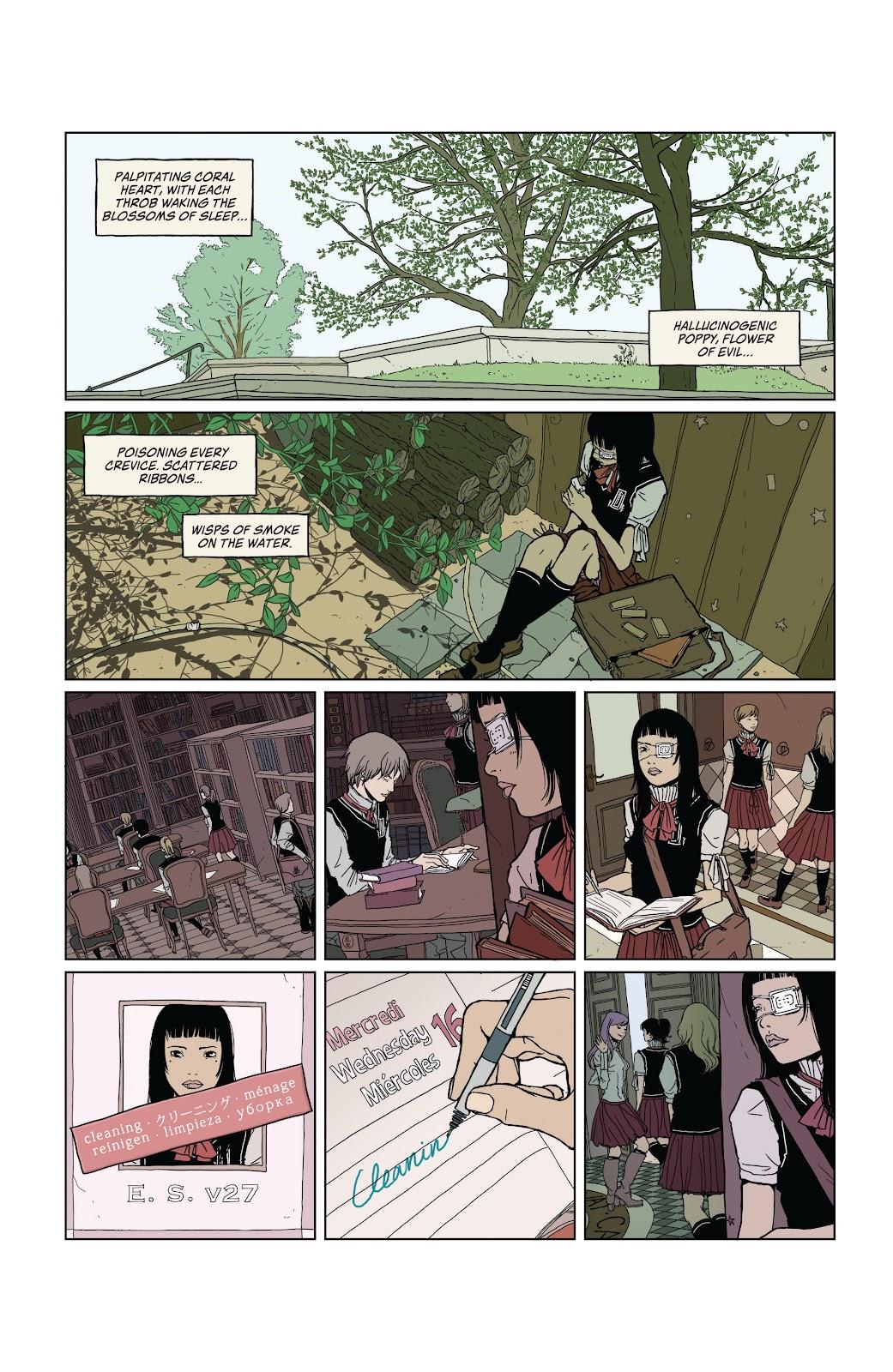 Read online Heartbeat comic -  Issue #1 - 18