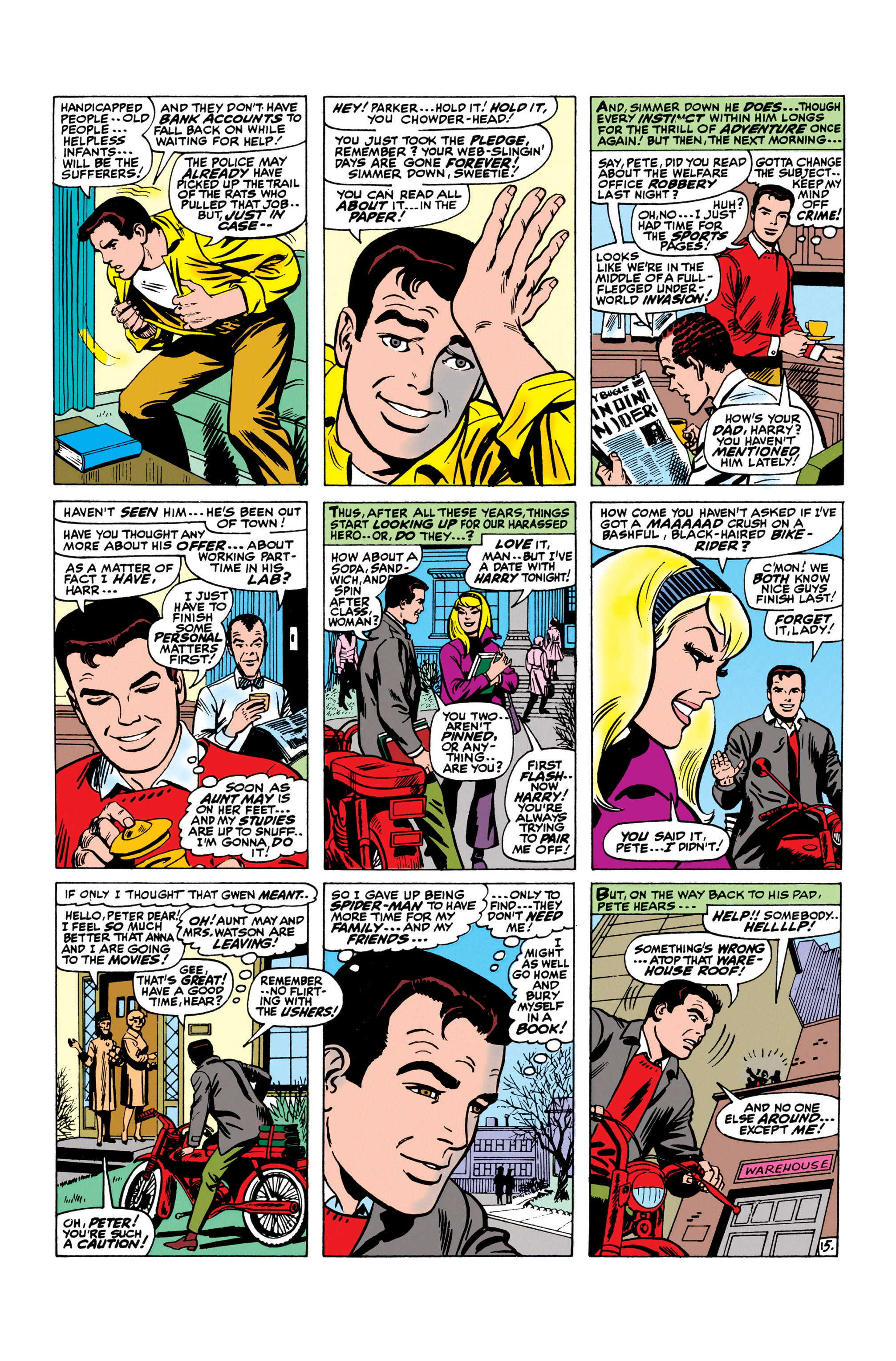 The Amazing Spider-Man (1963) 50 Page 15