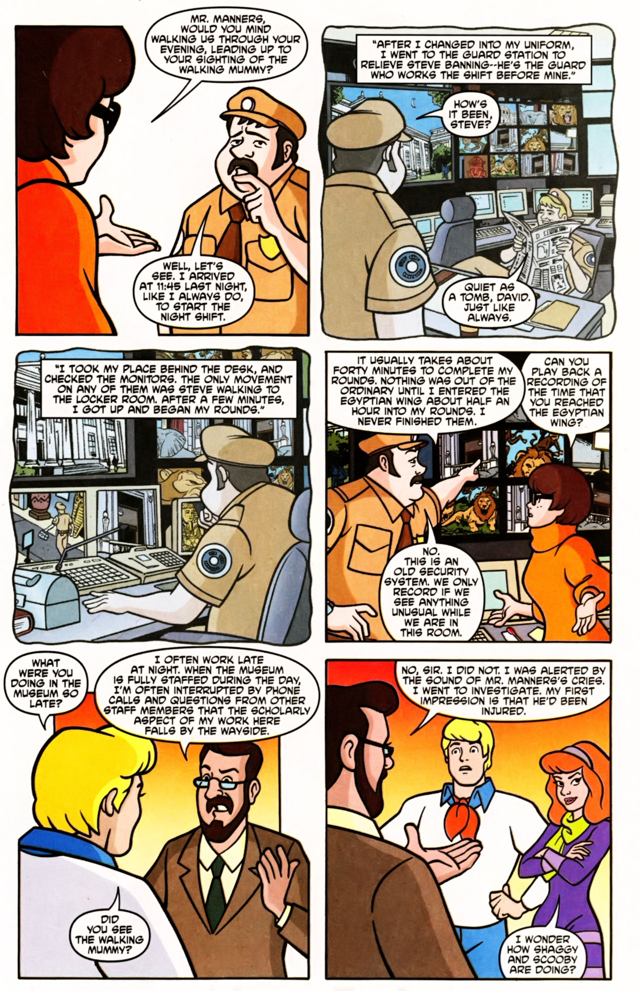 Read online Scooby-Doo (1997) comic -  Issue #156 - 17