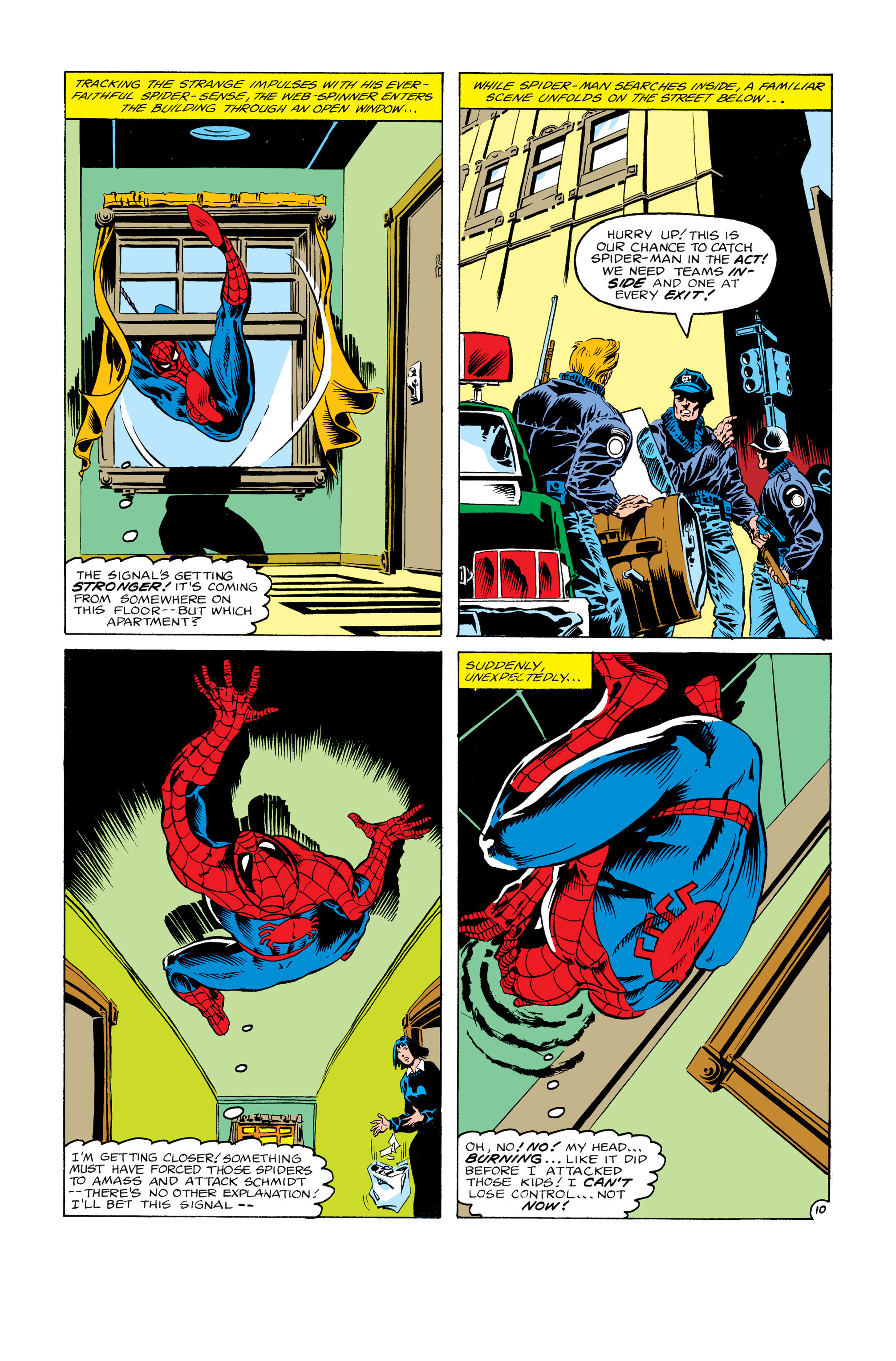 The Amazing Spider-Man (1963) 228 Page 10