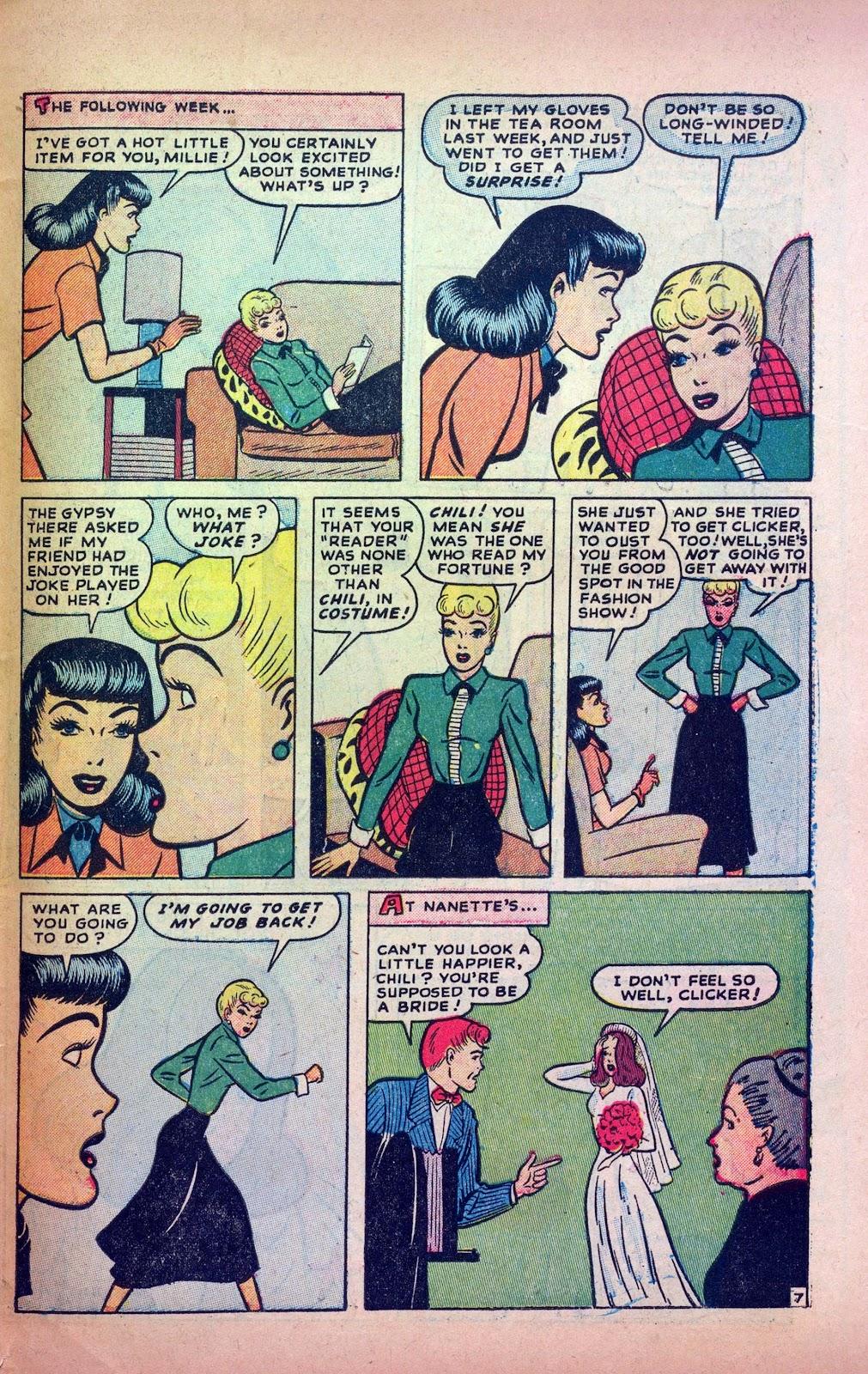 Read online Joker Comics comic -  Issue #36 - 31