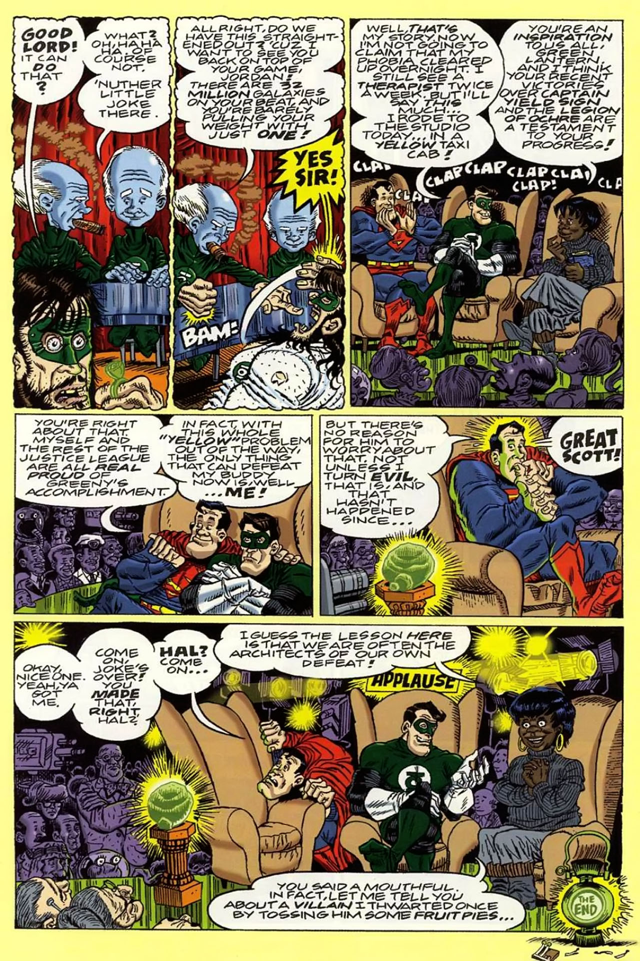 Read online Bizarro World comic -  Issue # TPB - 56