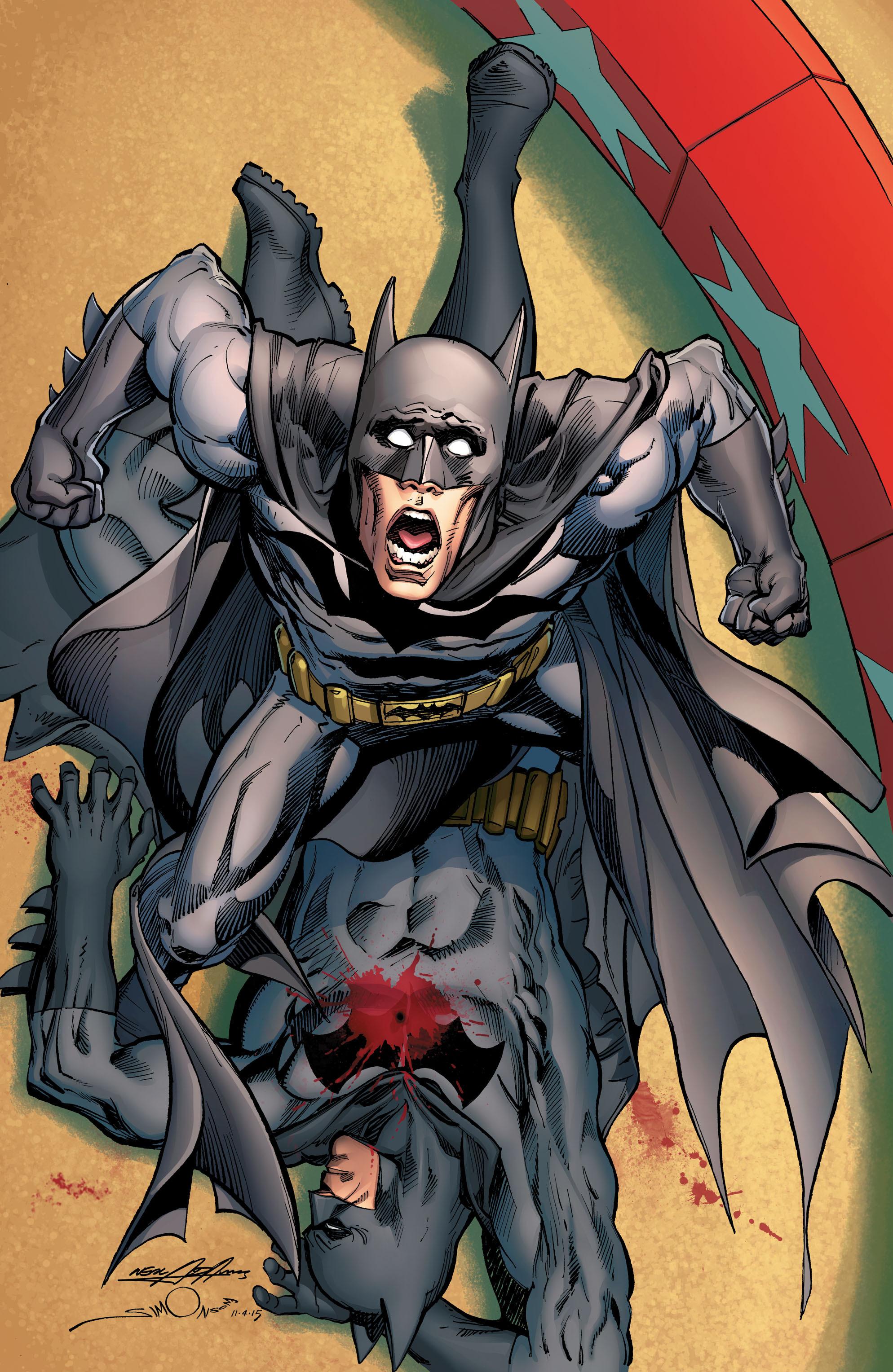 Read online Batman (2011) comic -  Issue # _TPB 9 - 157