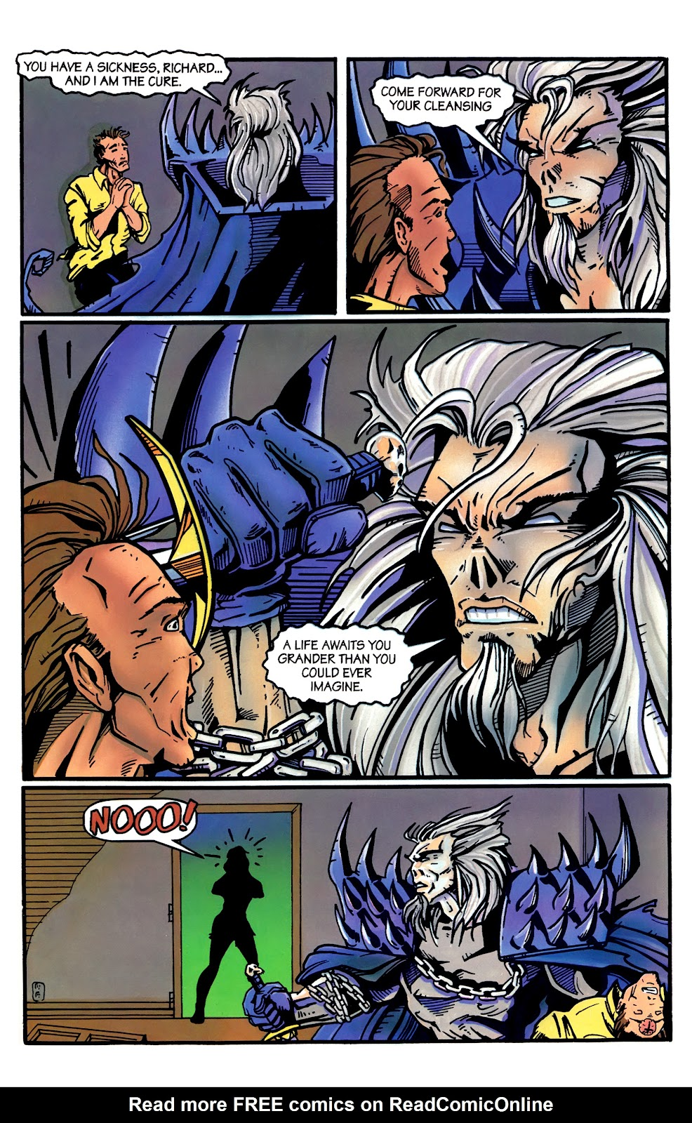 Read online Perg comic -  Issue #1 - 21