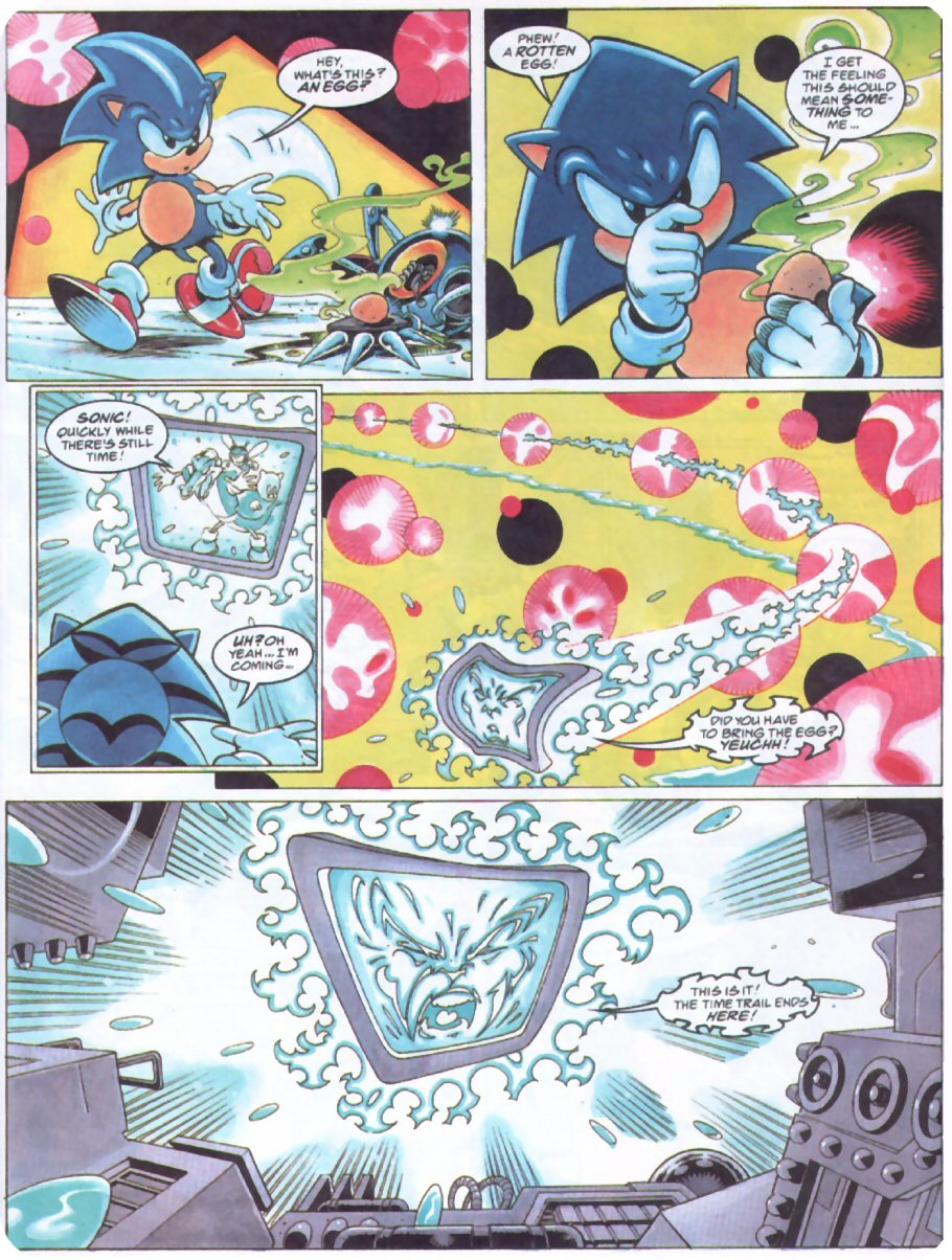 Read online Sonic the Comic comic -  Issue #70 - 8
