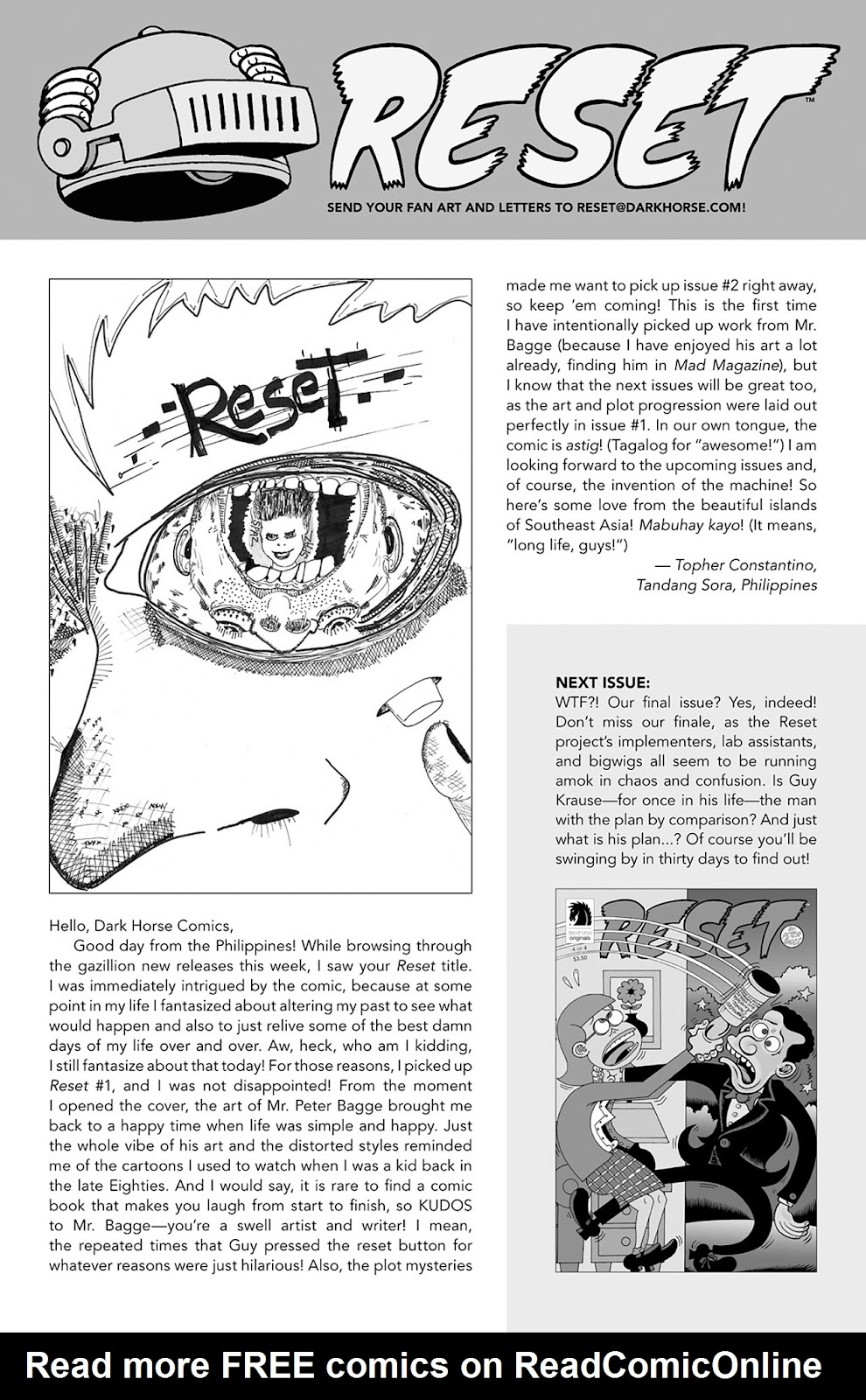 Read online Reset comic -  Issue #3 - 25