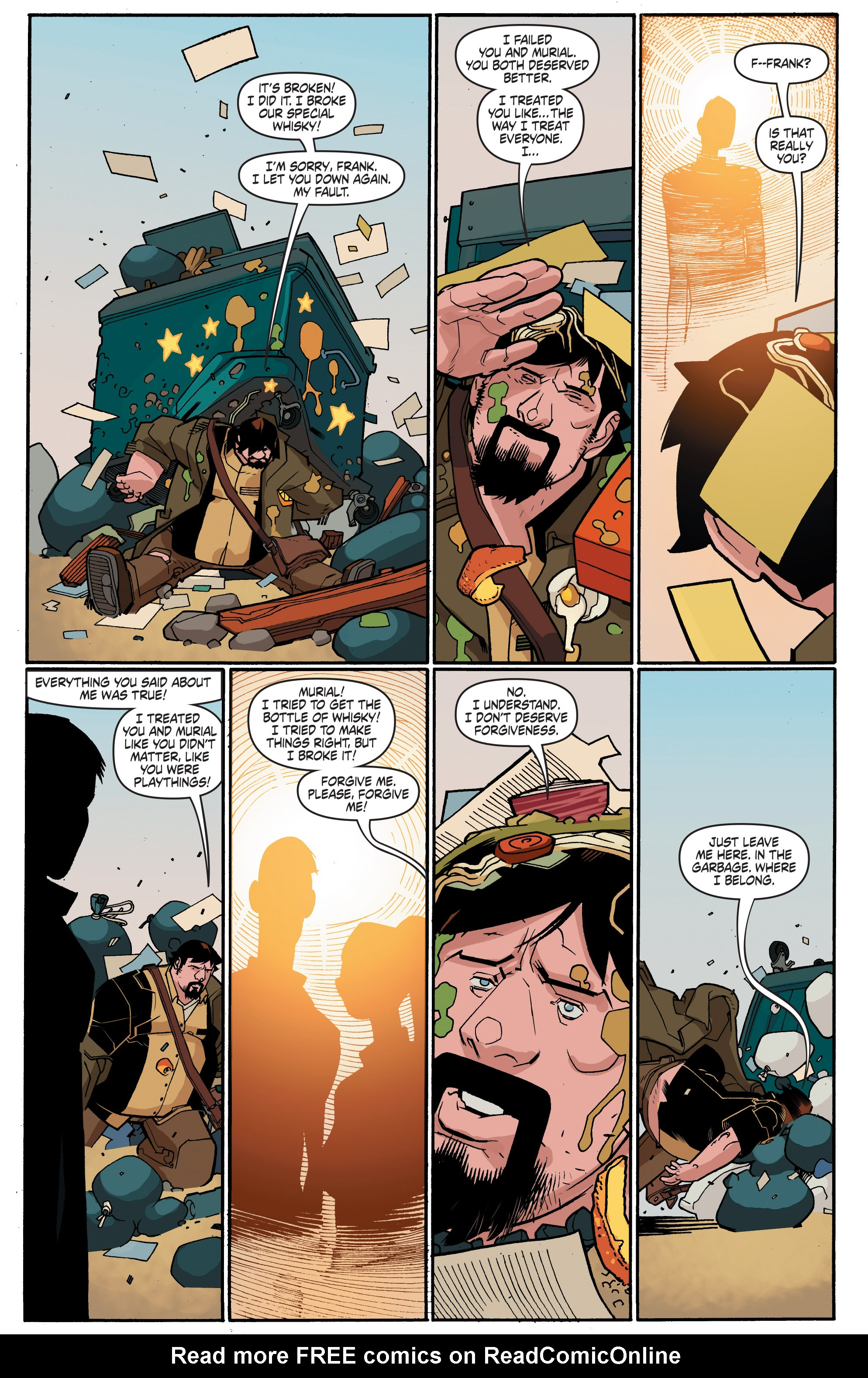 Read online A&A: The Adventures of Archer & Armstrong comic -  Issue #4 - 5
