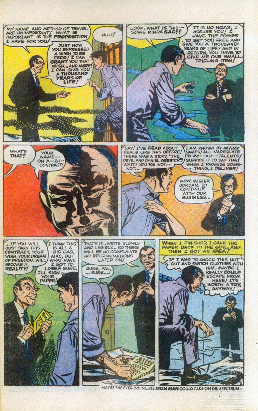 Crypt of Shadows (1973) issue 6 - Page 23