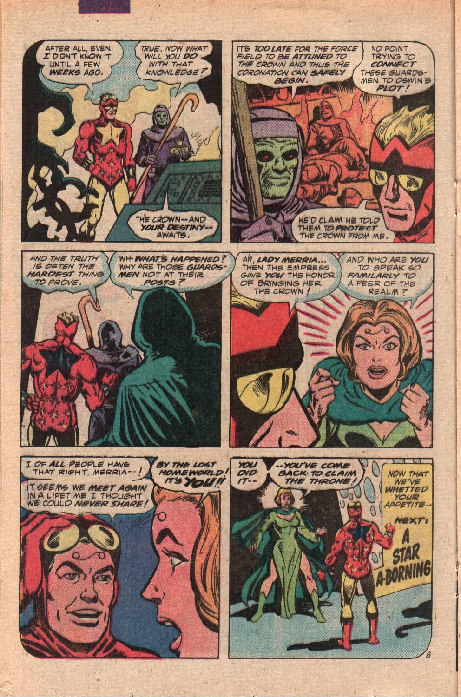 Read online Adventure Comics (1938) comic -  Issue #468 - 12