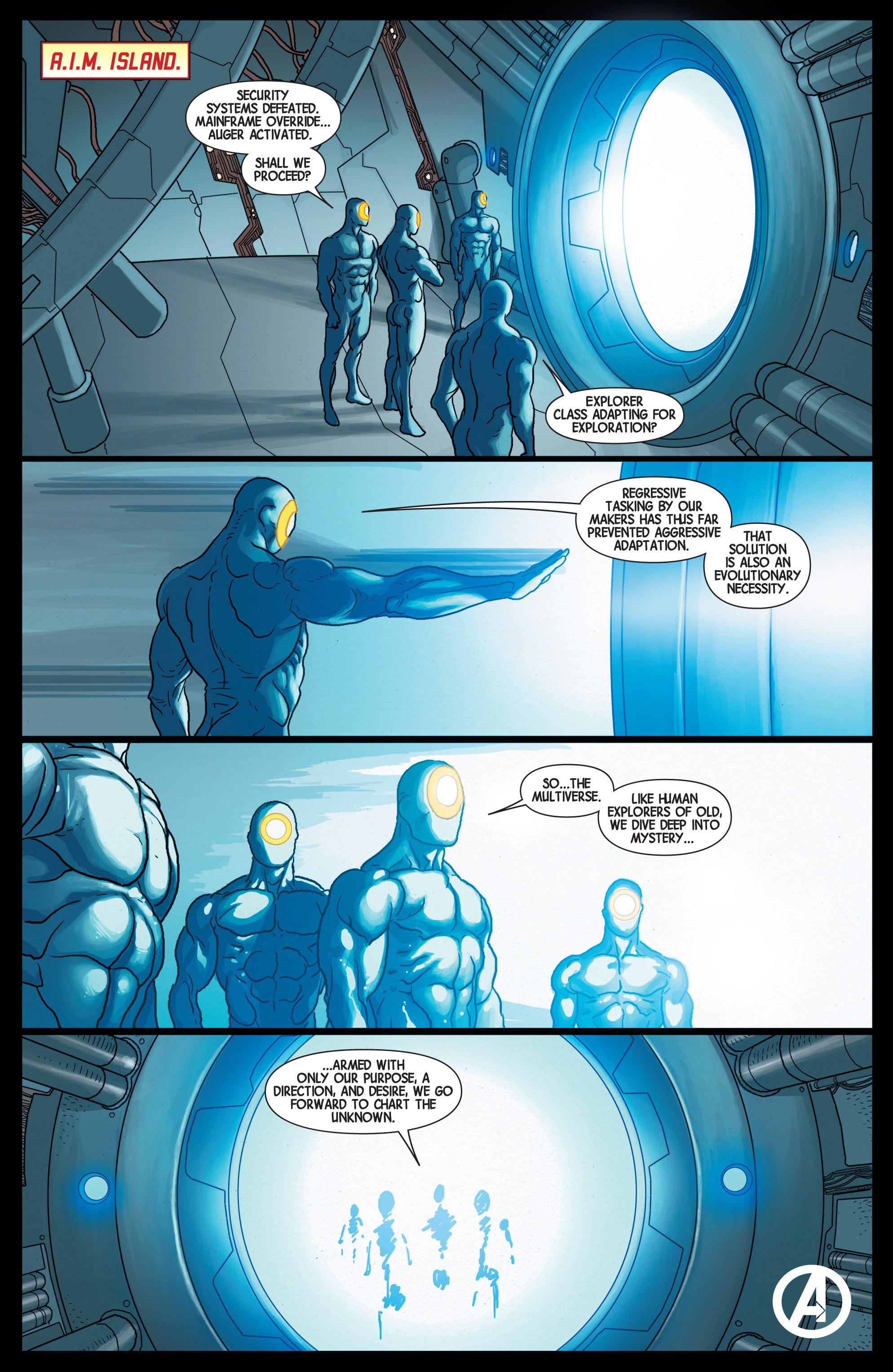 Read online Avengers (2013) comic -  Issue #Avengers (2013) _TPB 5 - 112