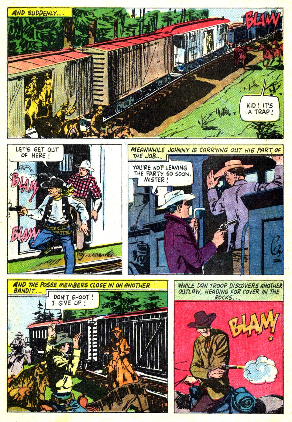 Four Color Comics issue 1035 - Page 32