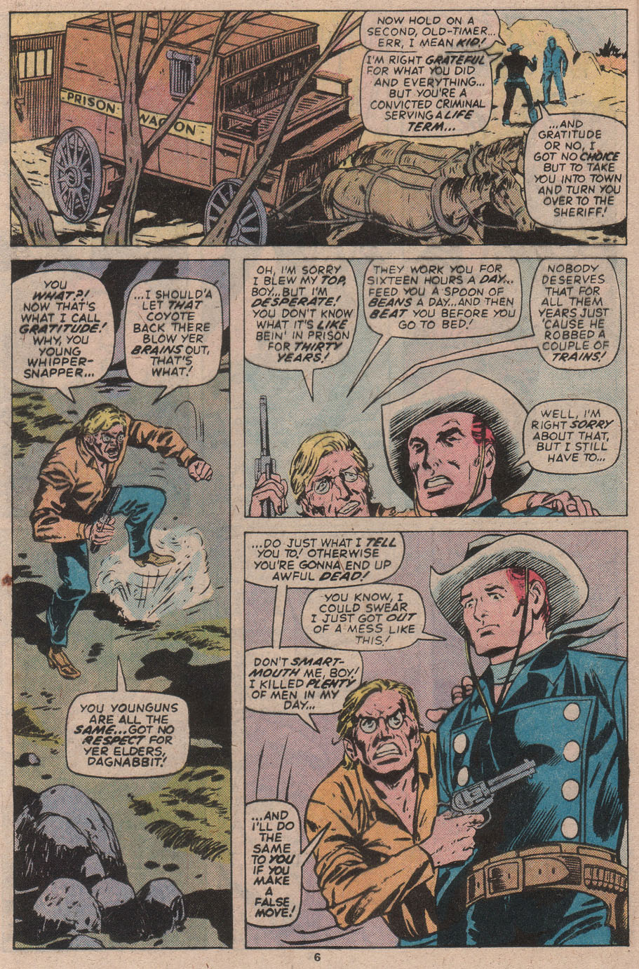 The Rawhide Kid (1955) issue 148 - Page 8