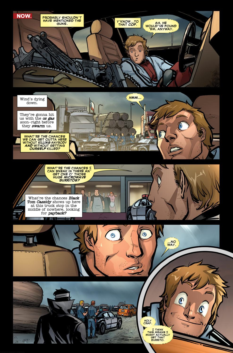 Read online Deadpool (2008) comic -  Issue #59 - 12