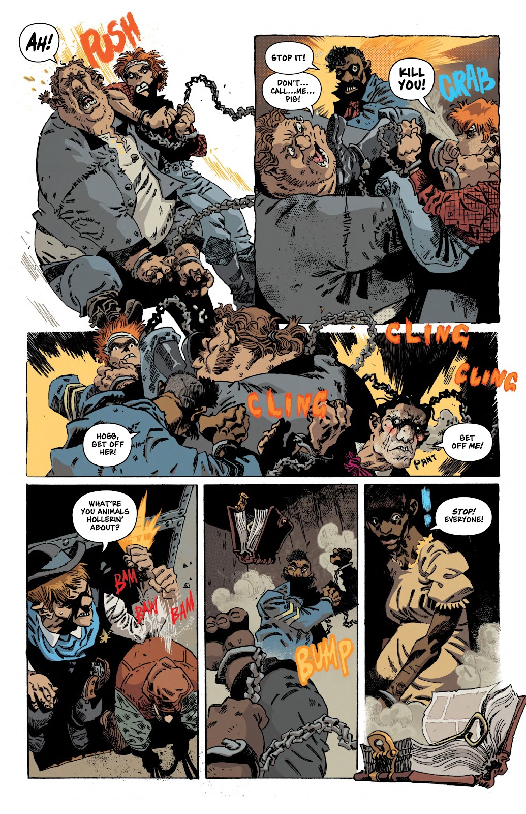 Read online The Seven Deadly Sins comic -  Issue # TPB (Part 1) - 31