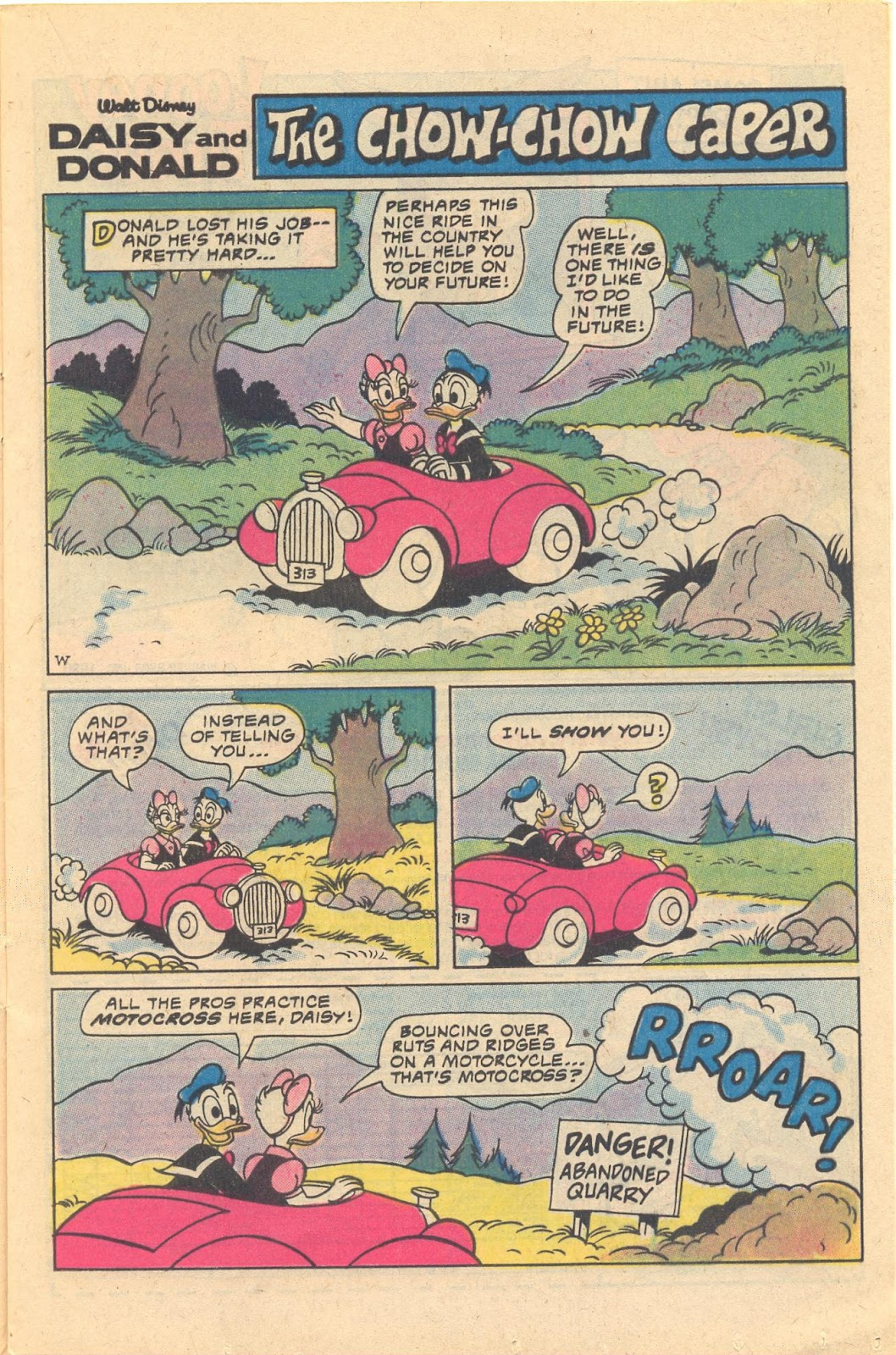 Read online Walt Disney Daisy and Donald comic -  Issue #47 - 13