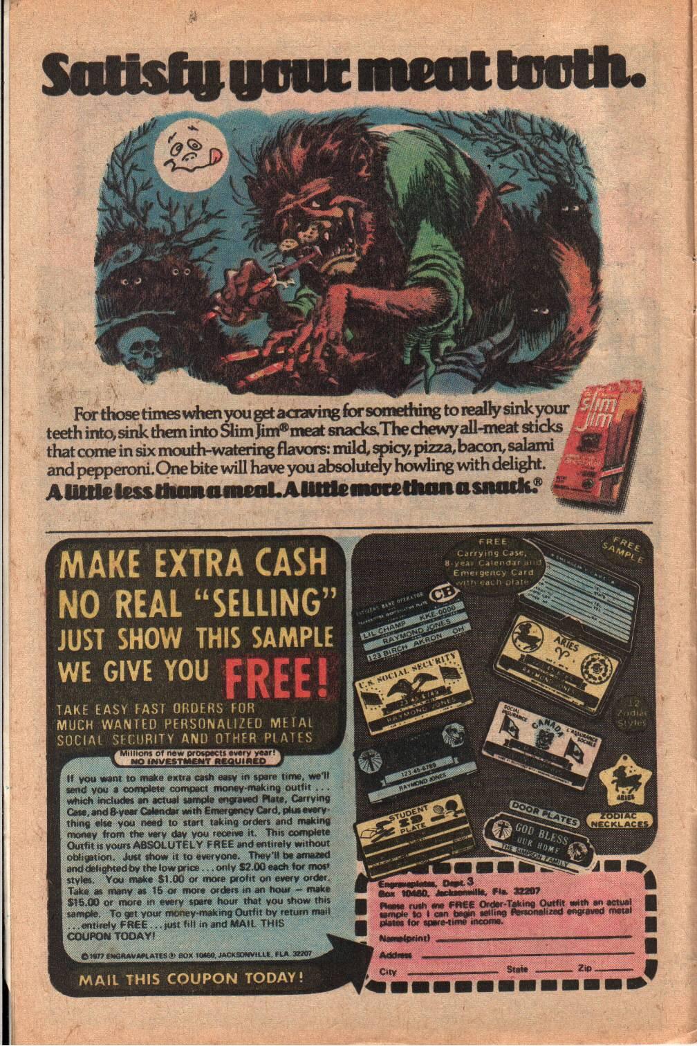 Read online Shazam! (1973) comic -  Issue #33 - 8