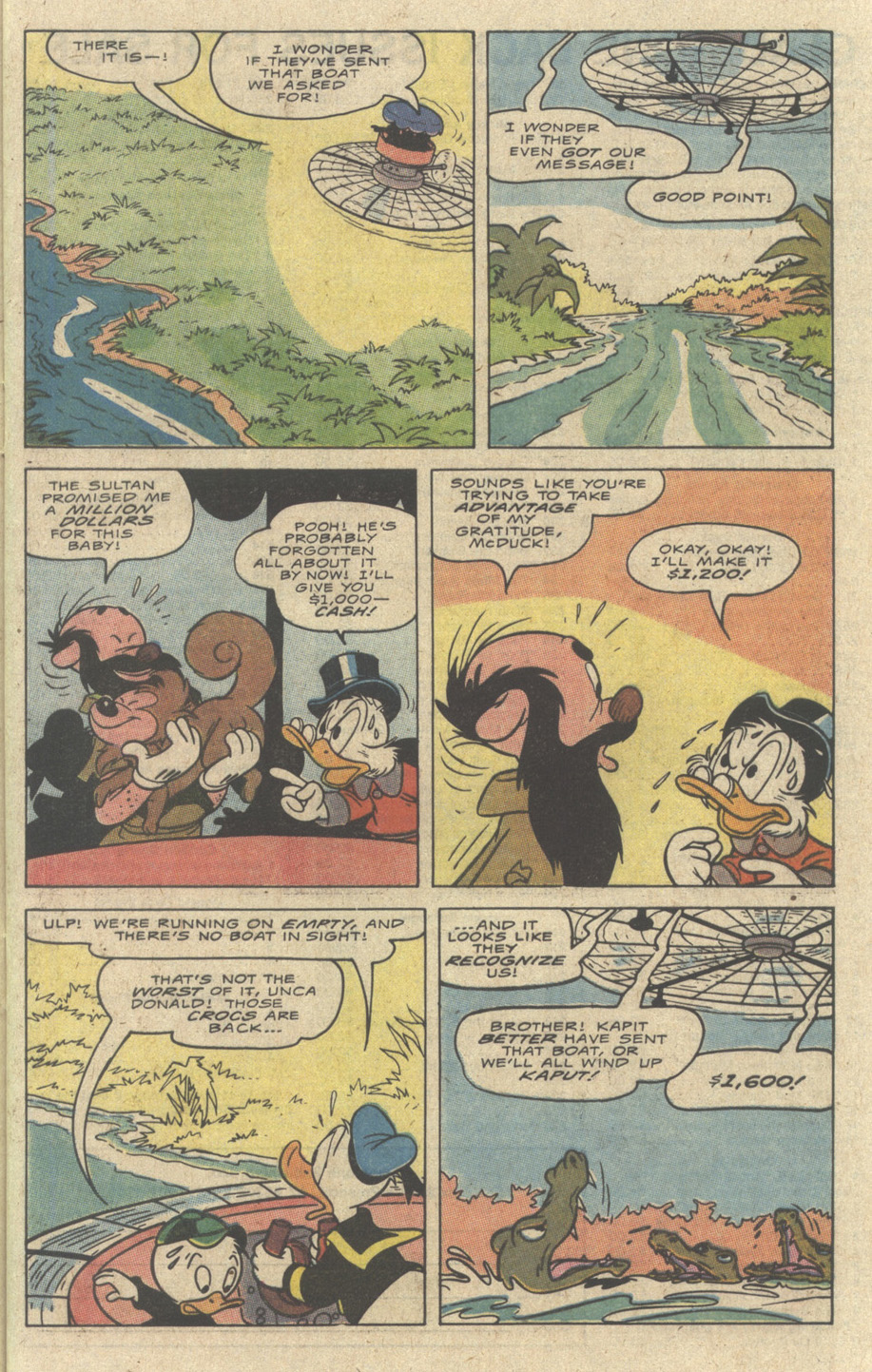 Read online Uncle Scrooge (1953) comic -  Issue #242 - 25