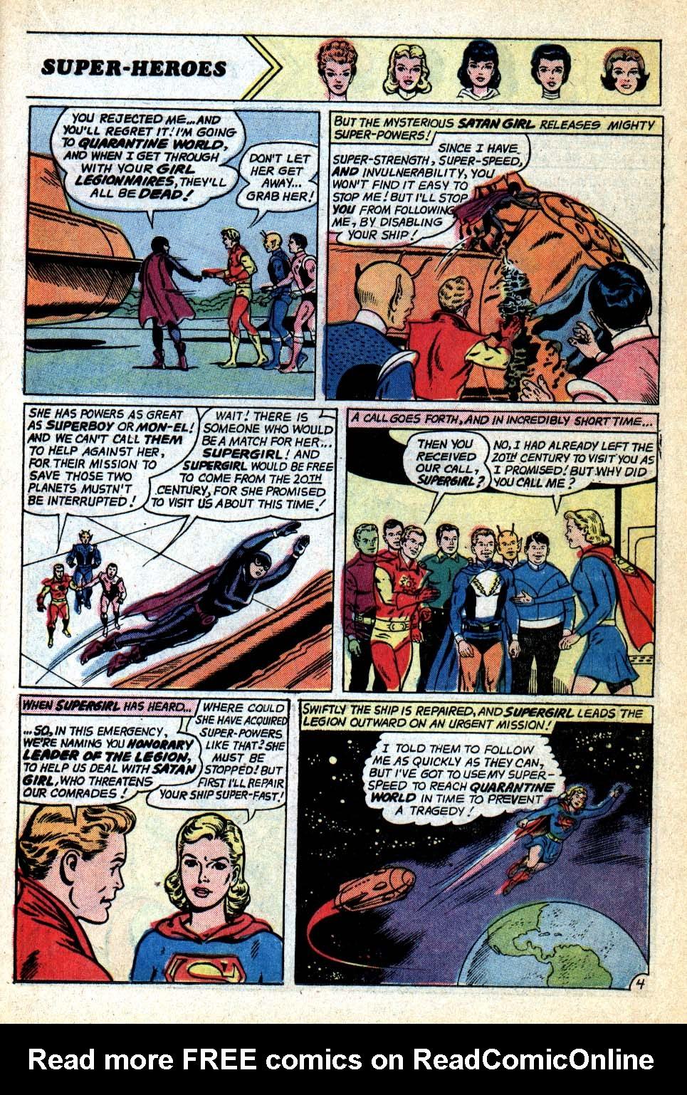 Read online Adventure Comics (1938) comic -  Issue #409 - 35
