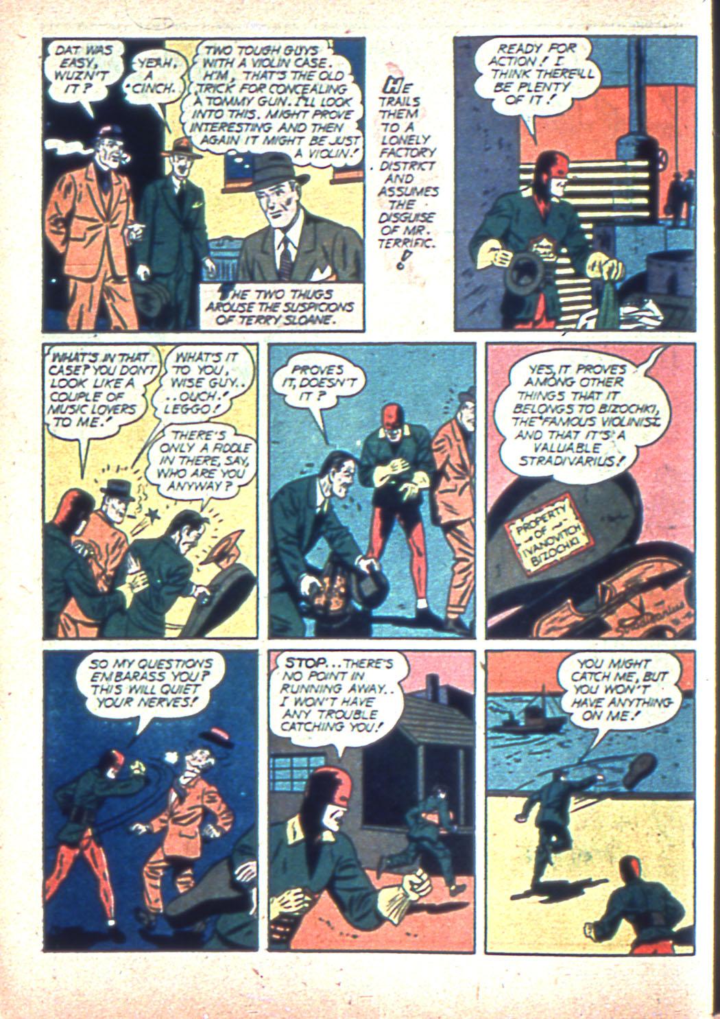 Read online Sensation (Mystery) Comics comic -  Issue #2 - 26