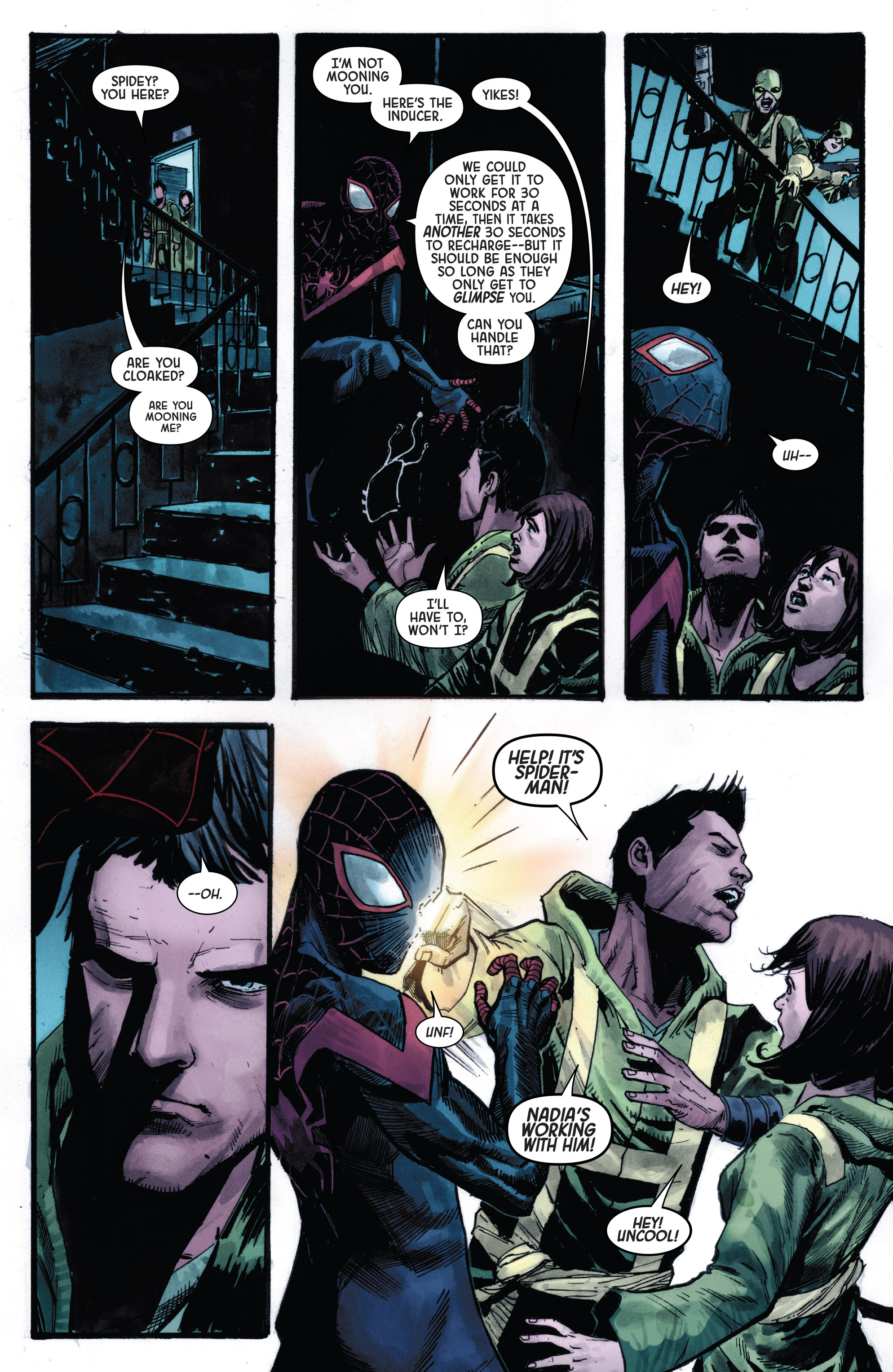 Read online Secret Empire: Uprising comic -  Issue # Full - 26