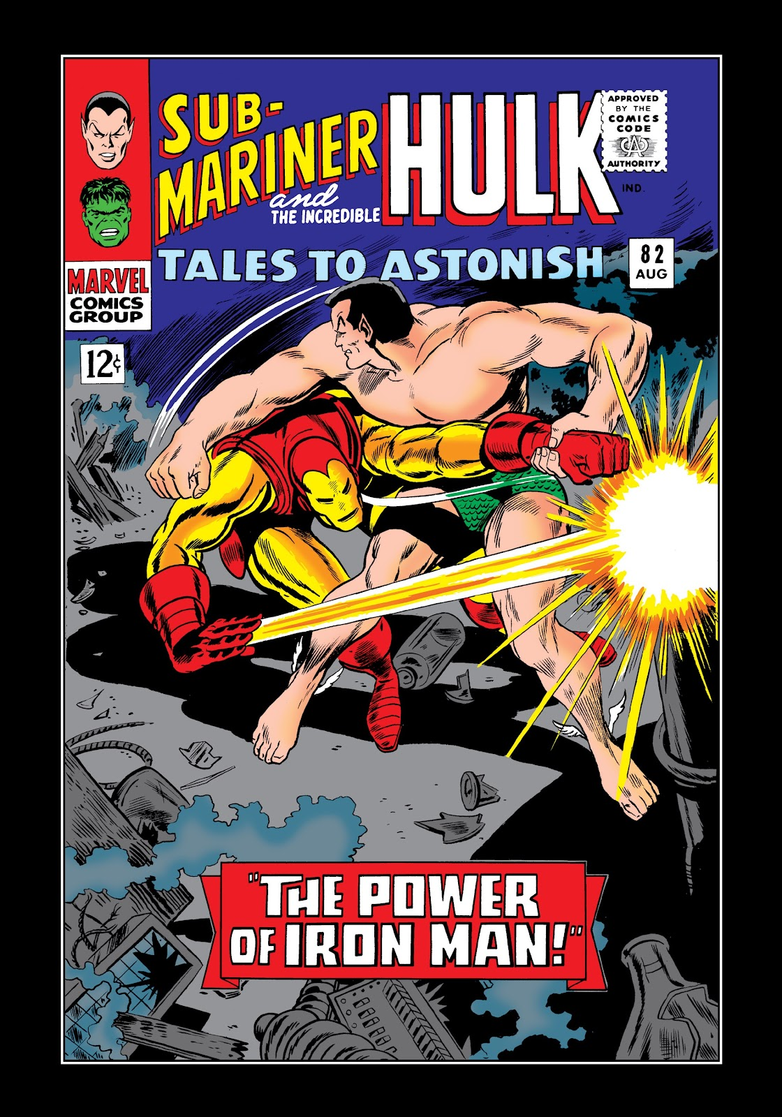Read online Marvel Masterworks: The Incredible Hulk comic -  Issue # TPB 3 (Part 1) - 29