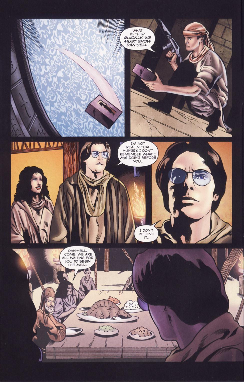 Read online Stargate SG-1: Daniel's Song comic -  Issue # Full - 6