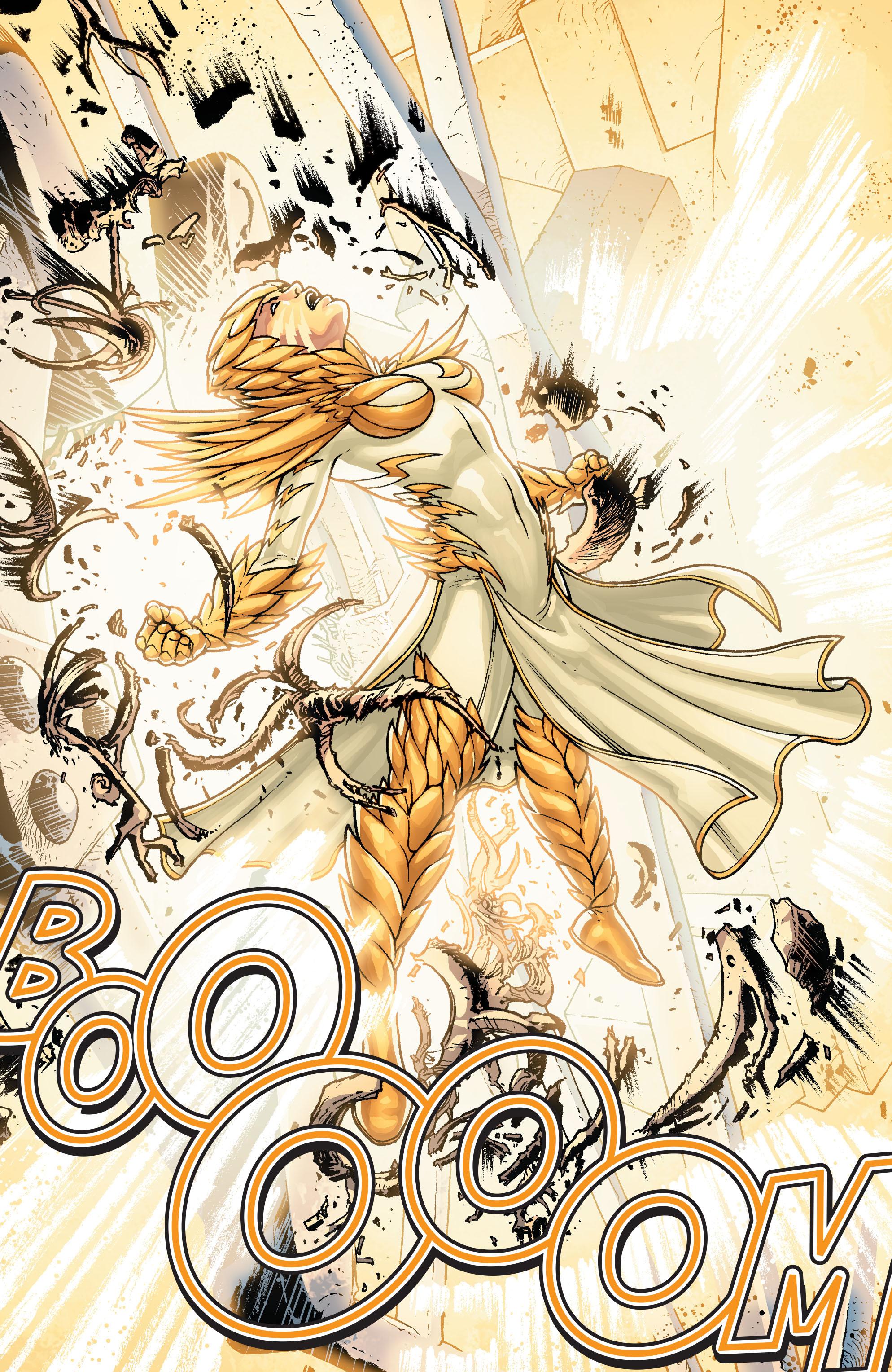 Read online Trinity of Sin: Pandora comic -  Issue #8 - 17