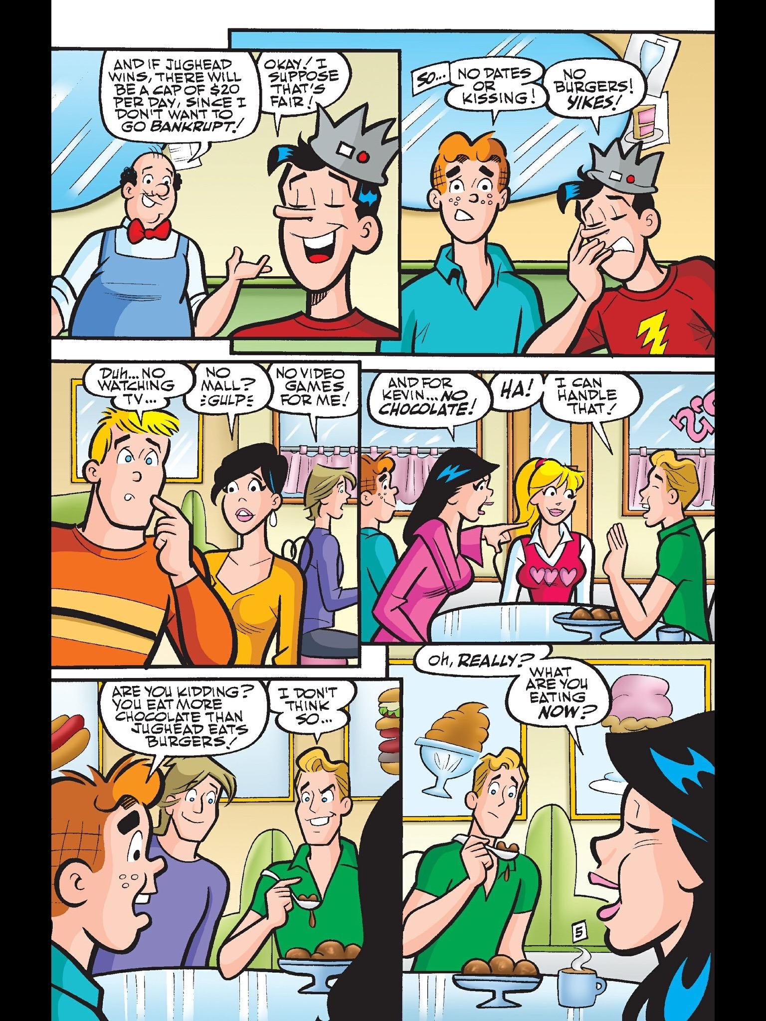 Read online Kevin Keller comic -  Issue #12 - 6