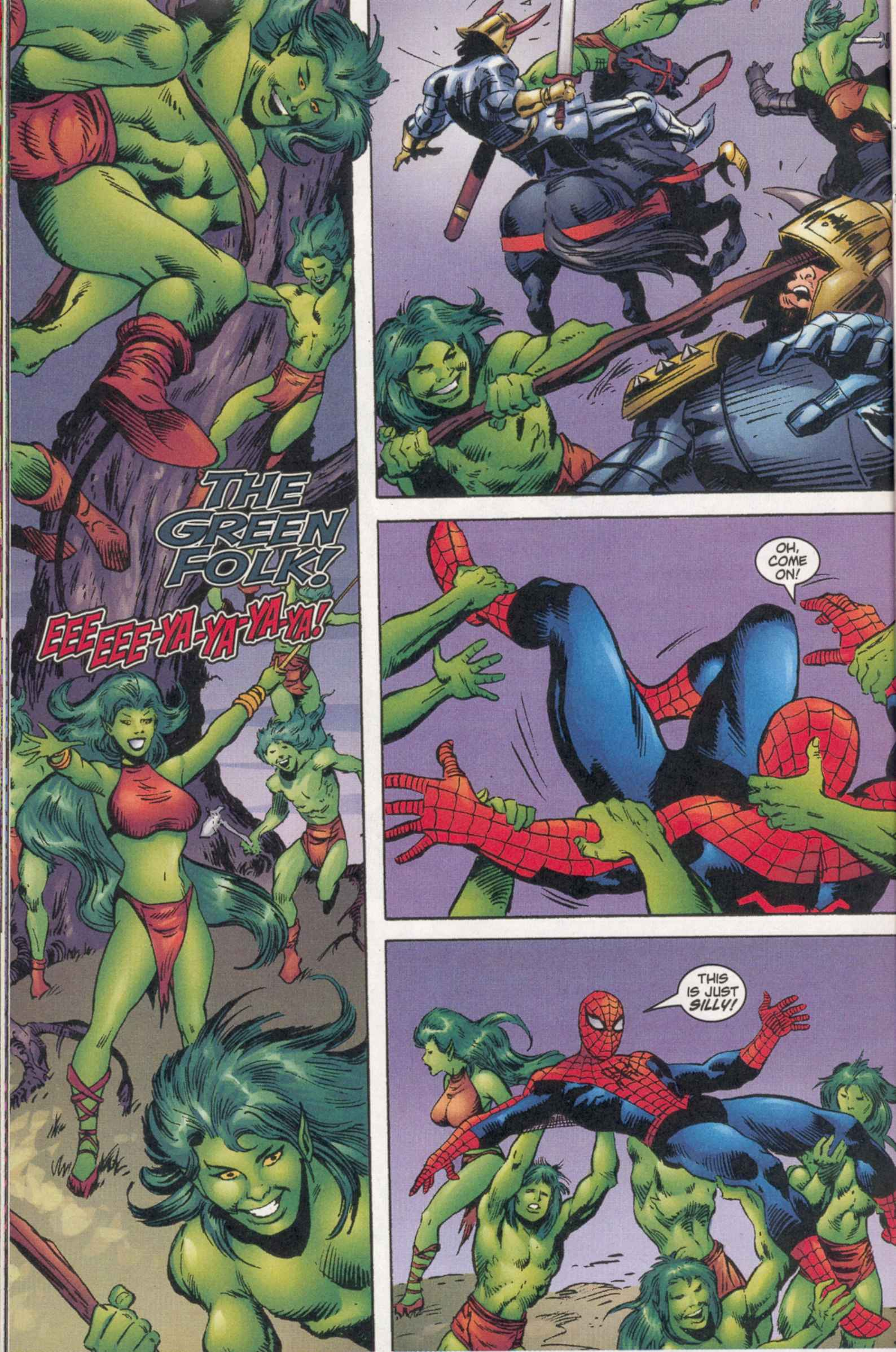 The Amazing Spider-Man (1999) _Annual_1 Page 13