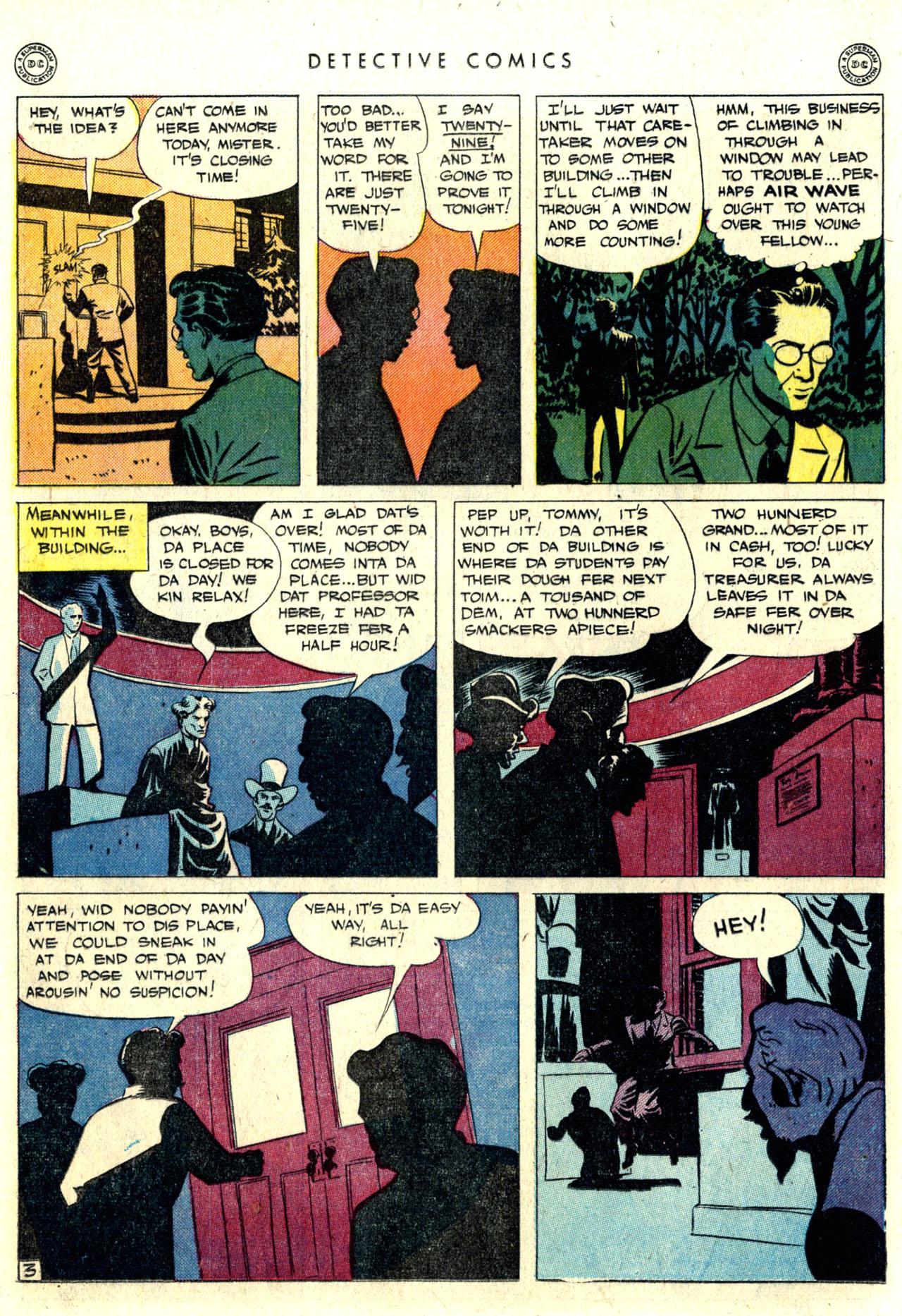 Read online Detective Comics (1937) comic -  Issue #100 - 18