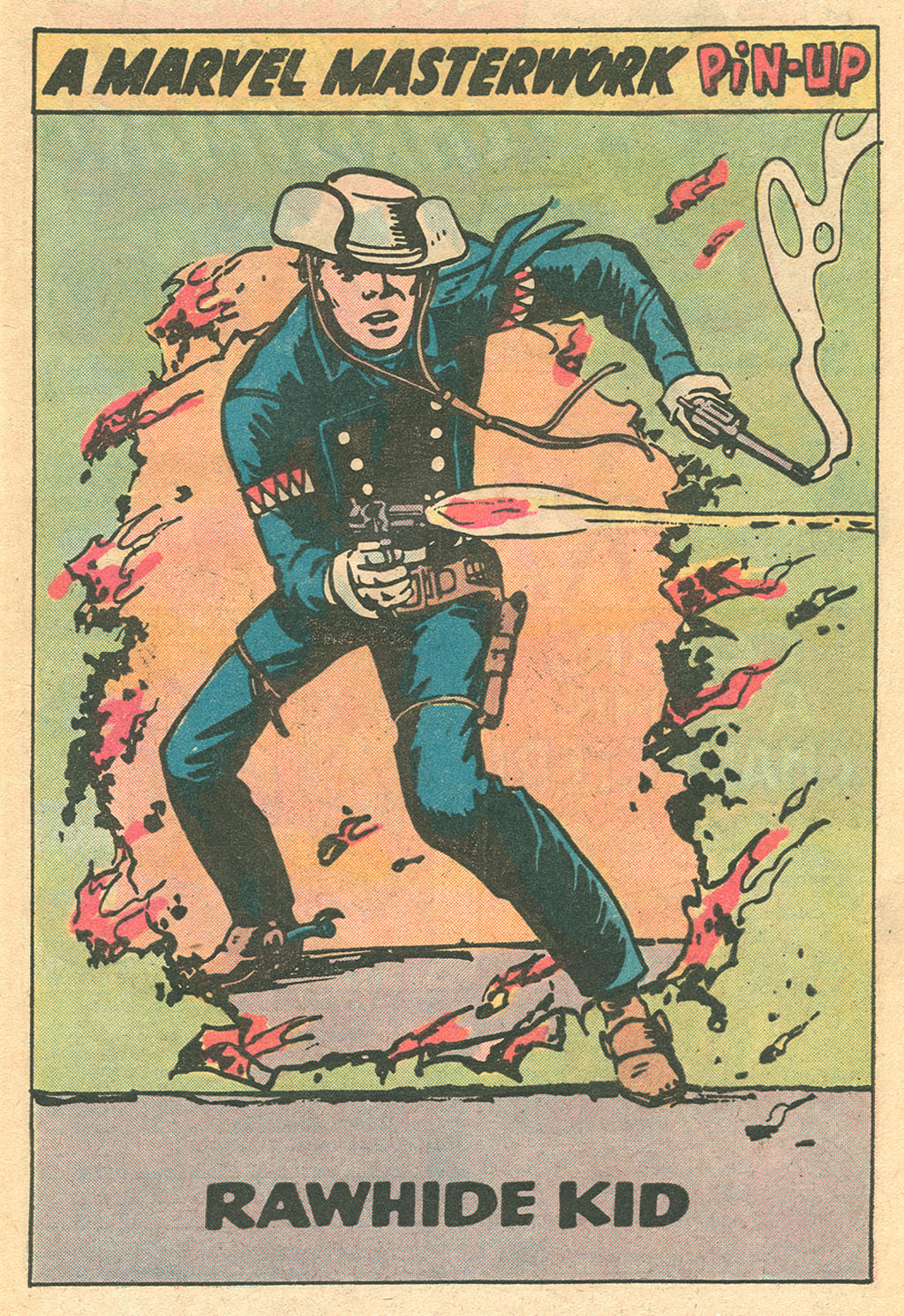 The Rawhide Kid (1955) issue 131 - Page 33