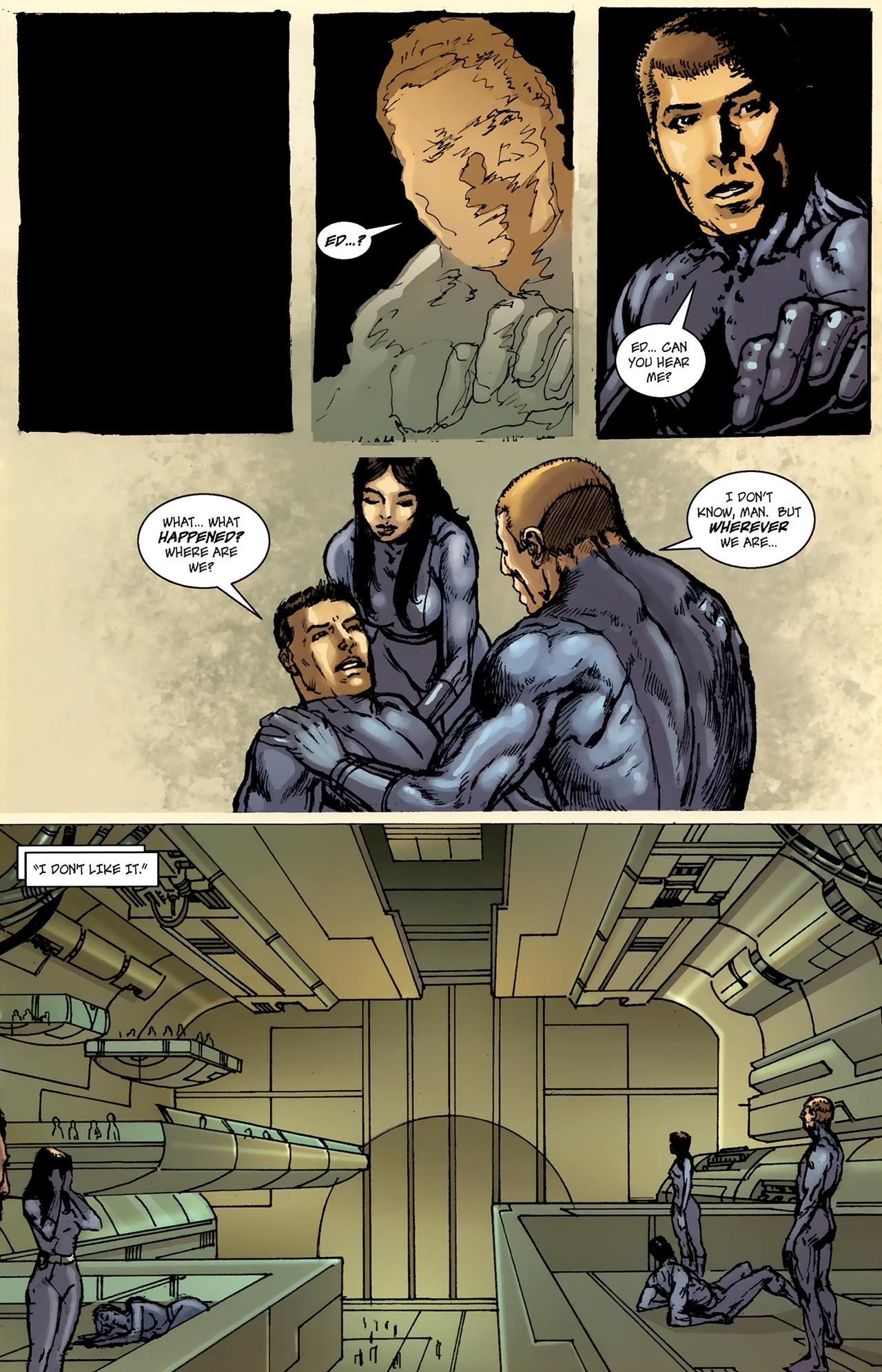 Read online Phoenix comic -  Issue #0 - 10