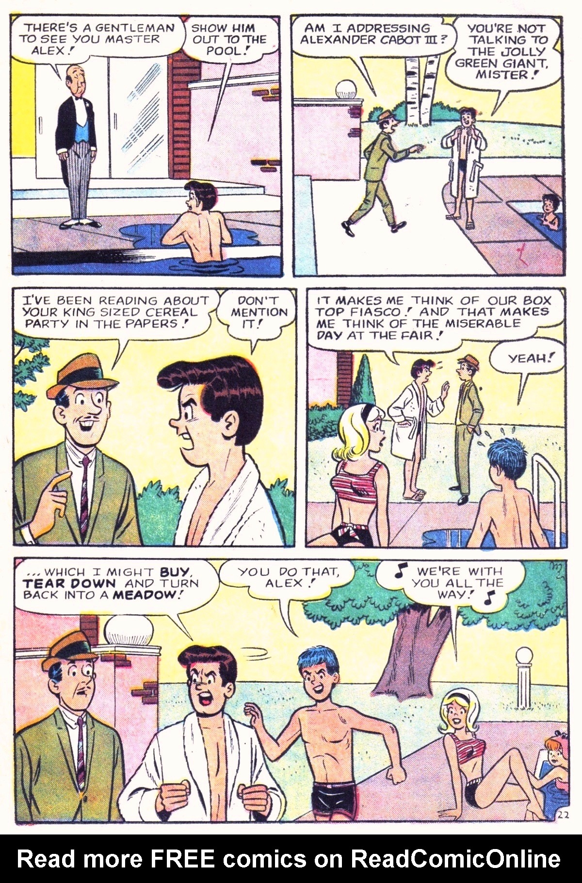 Read online She's Josie comic -  Issue #9 - 31