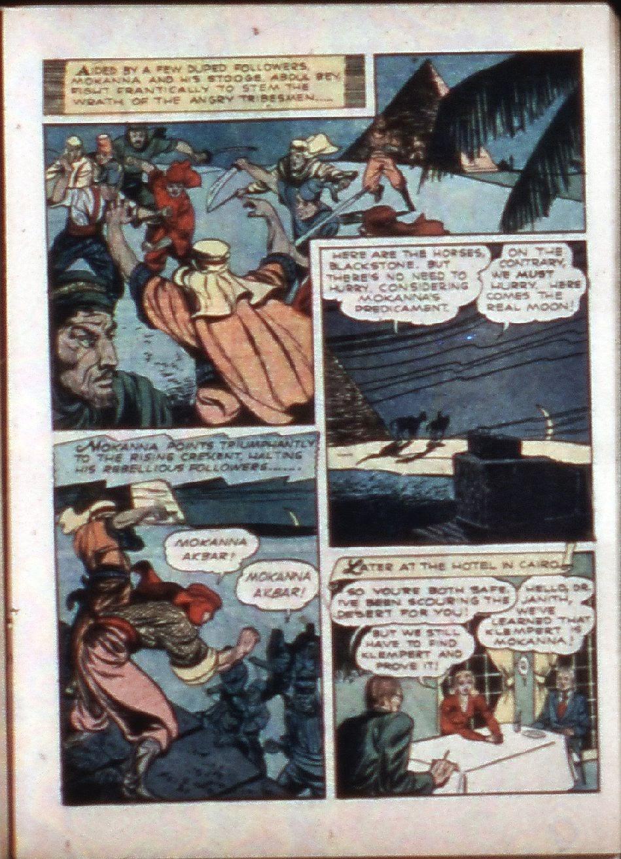 Read online Super-Magician Comics comic -  Issue #3 - 23