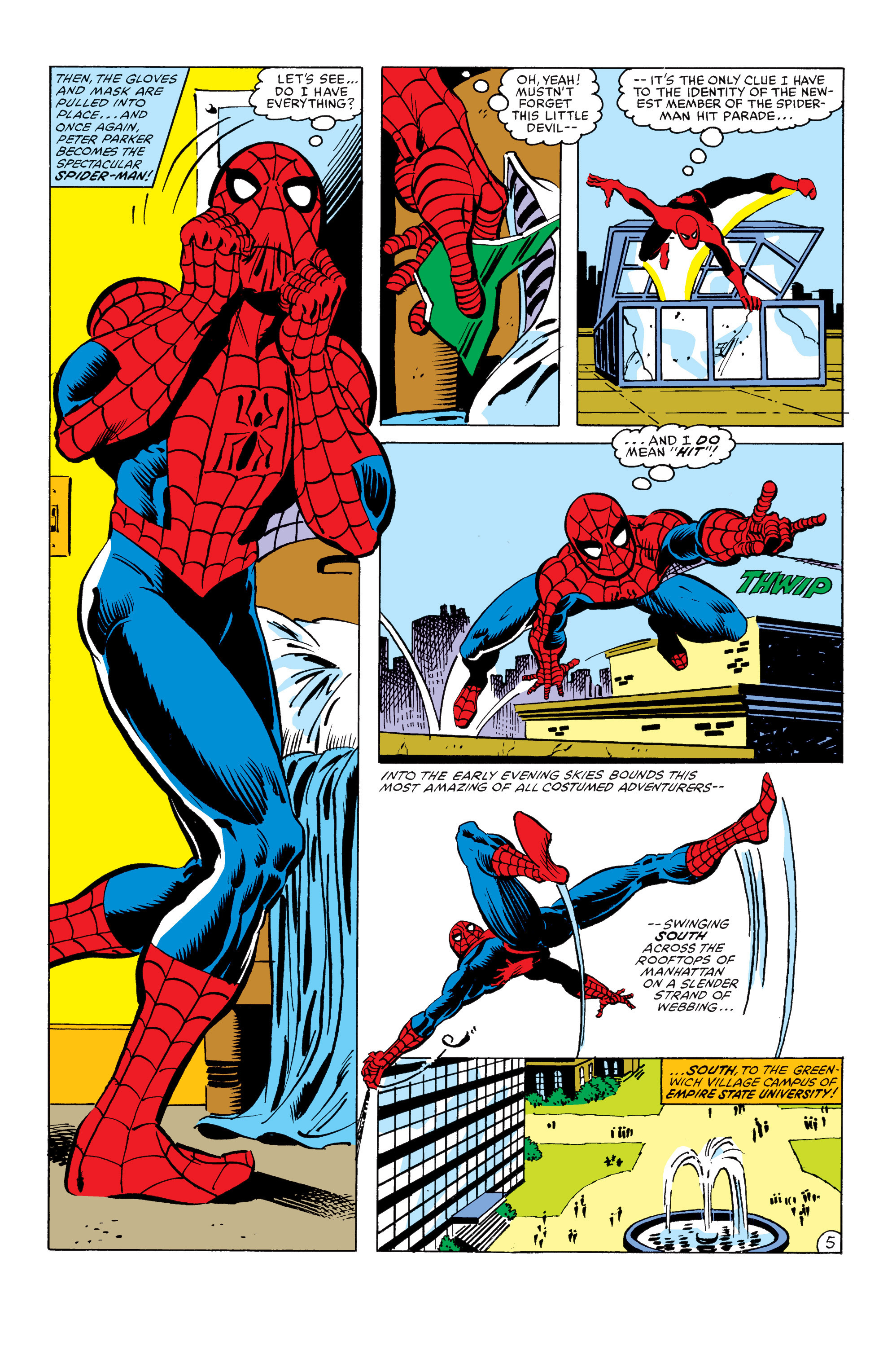 The Amazing Spider-Man (1963) 243 Page 5