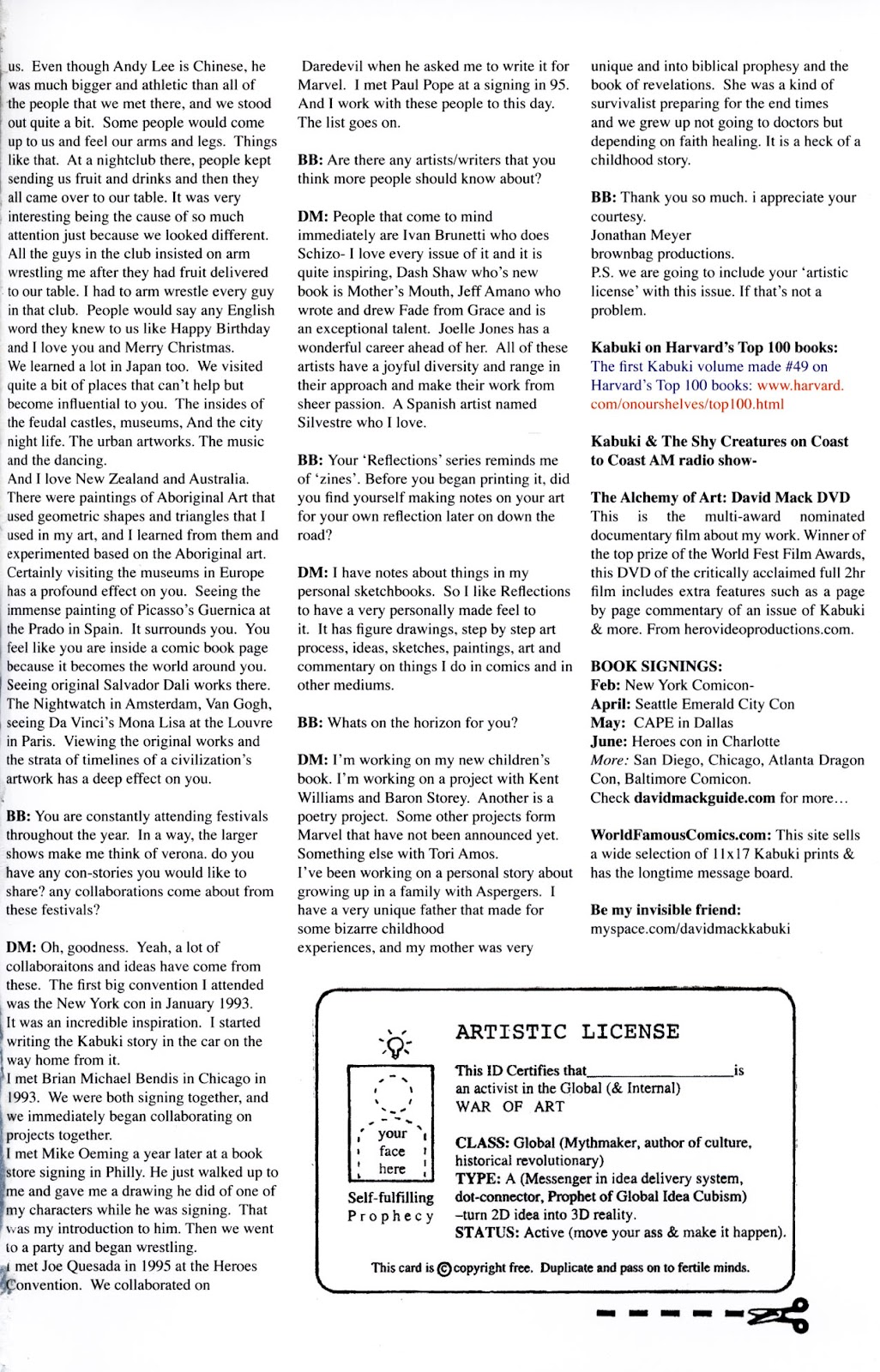 Read online Reflections comic -  Issue #11 - 51