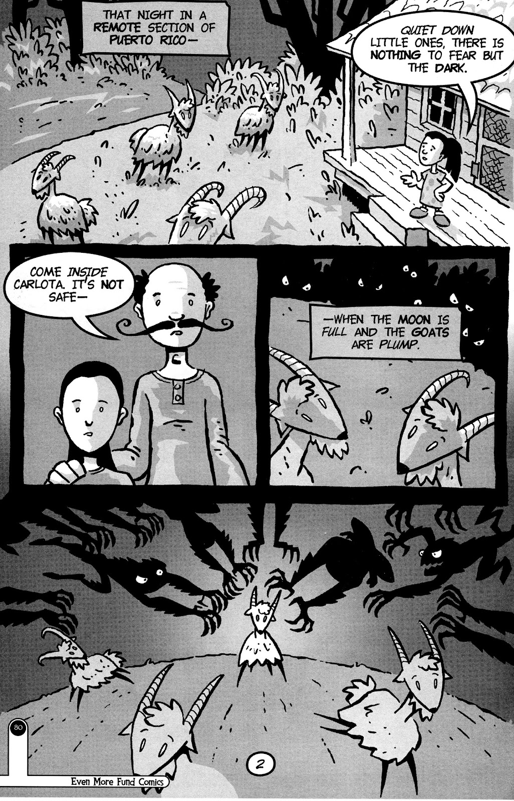 Read online Even More Fund Comics comic -  Issue # TPB (Part 1) - 80