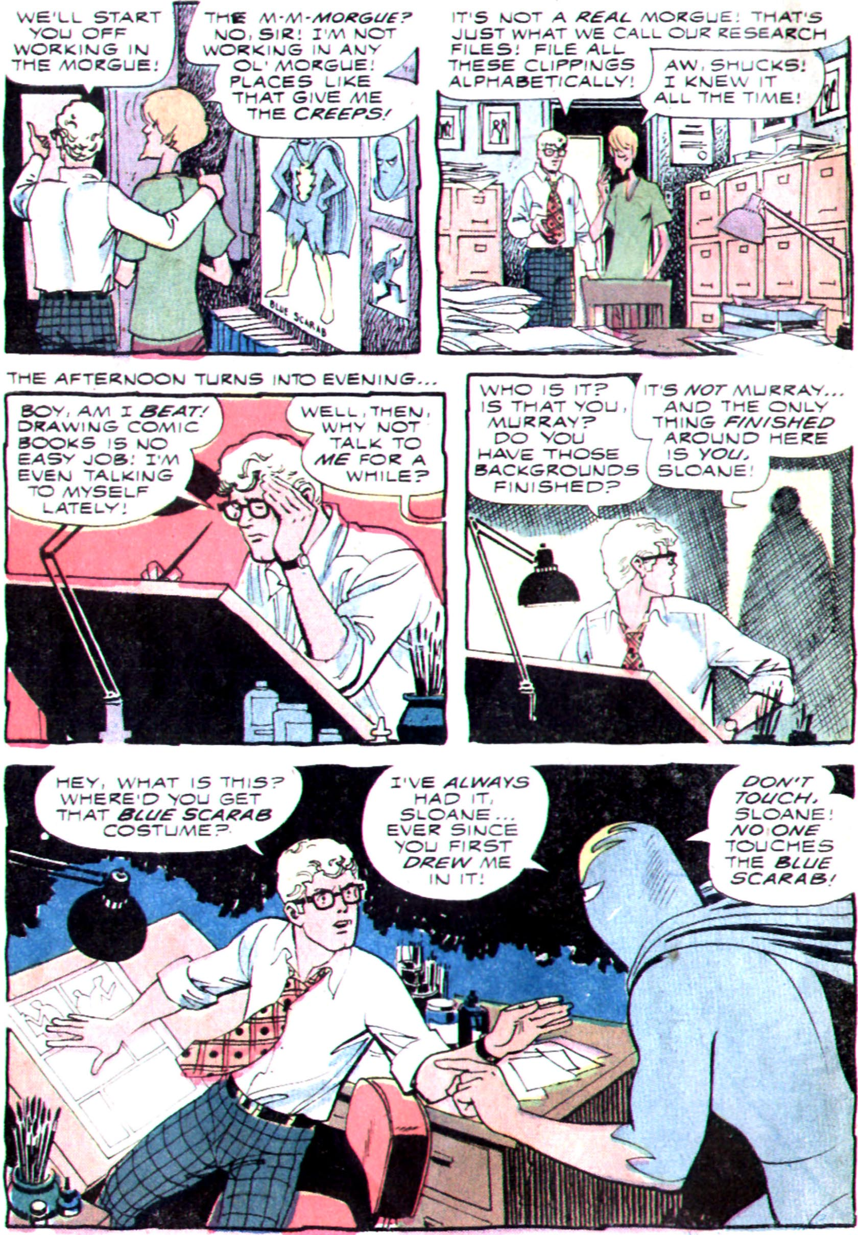 Read online Scooby-Doo... Mystery Comics comic -  Issue #24 - 6