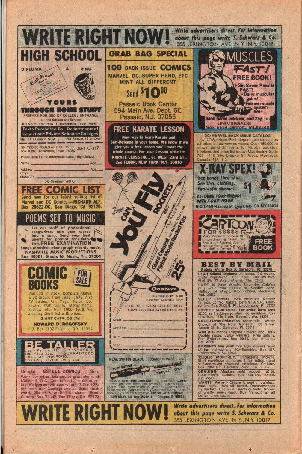 Read online Shazam! (1973) comic -  Issue #33 - 14