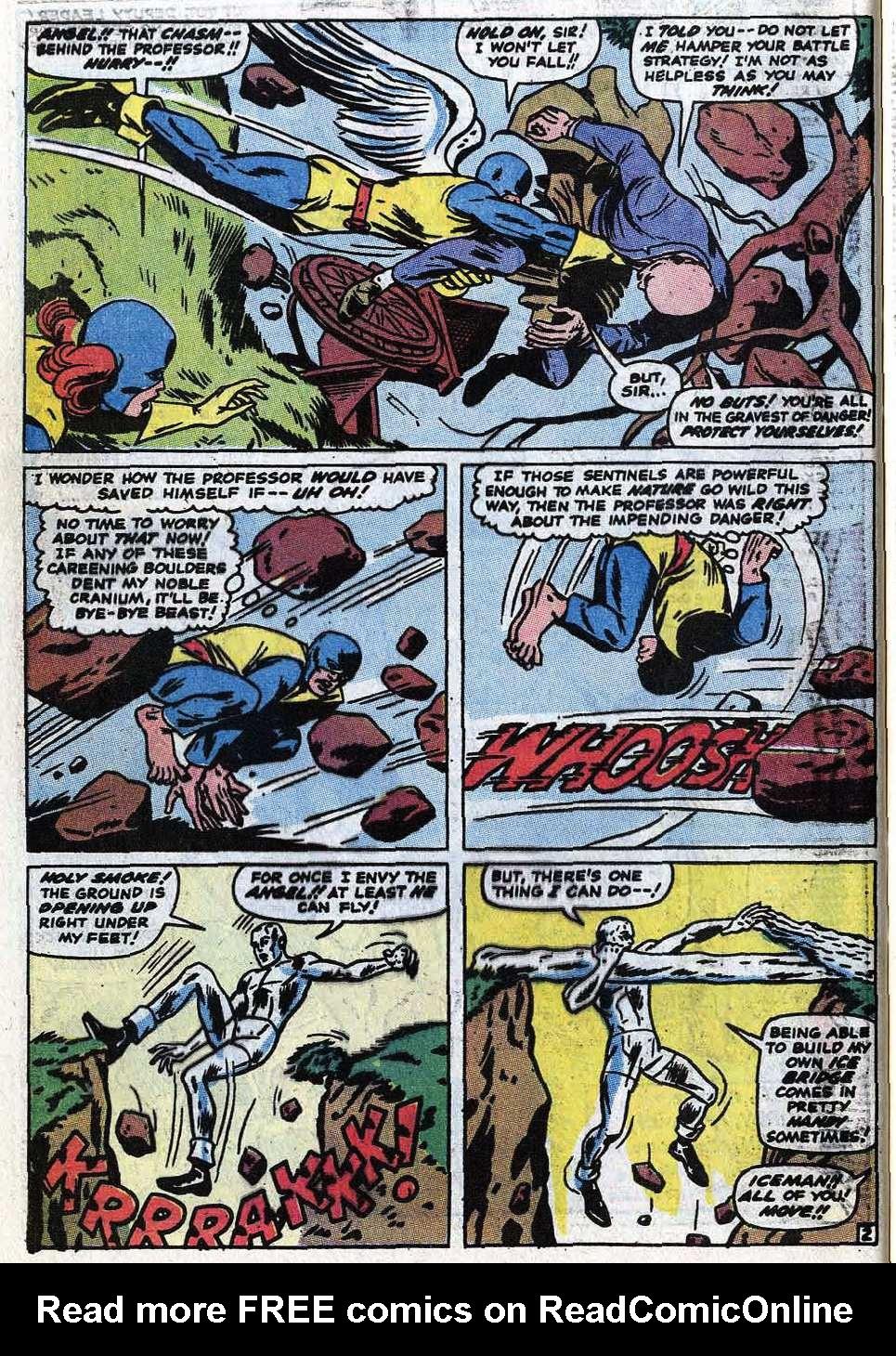 Uncanny X-Men (1963) 68 Page 27