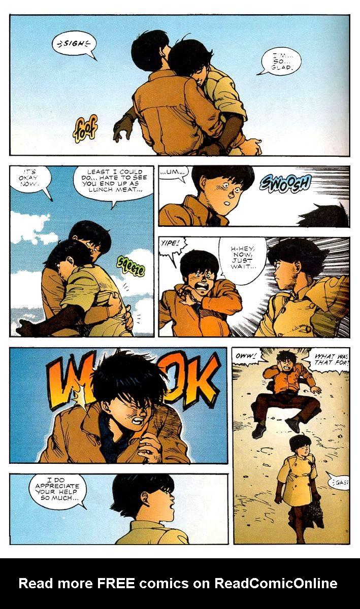 Read online Akira comic -  Issue #11 - 47