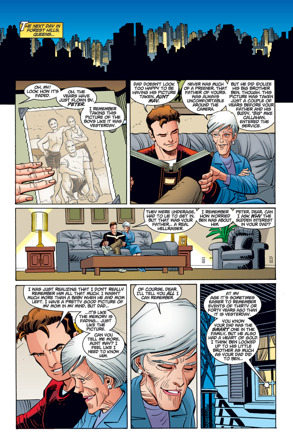 The Amazing Spider-Man (1999) 26 Page 5
